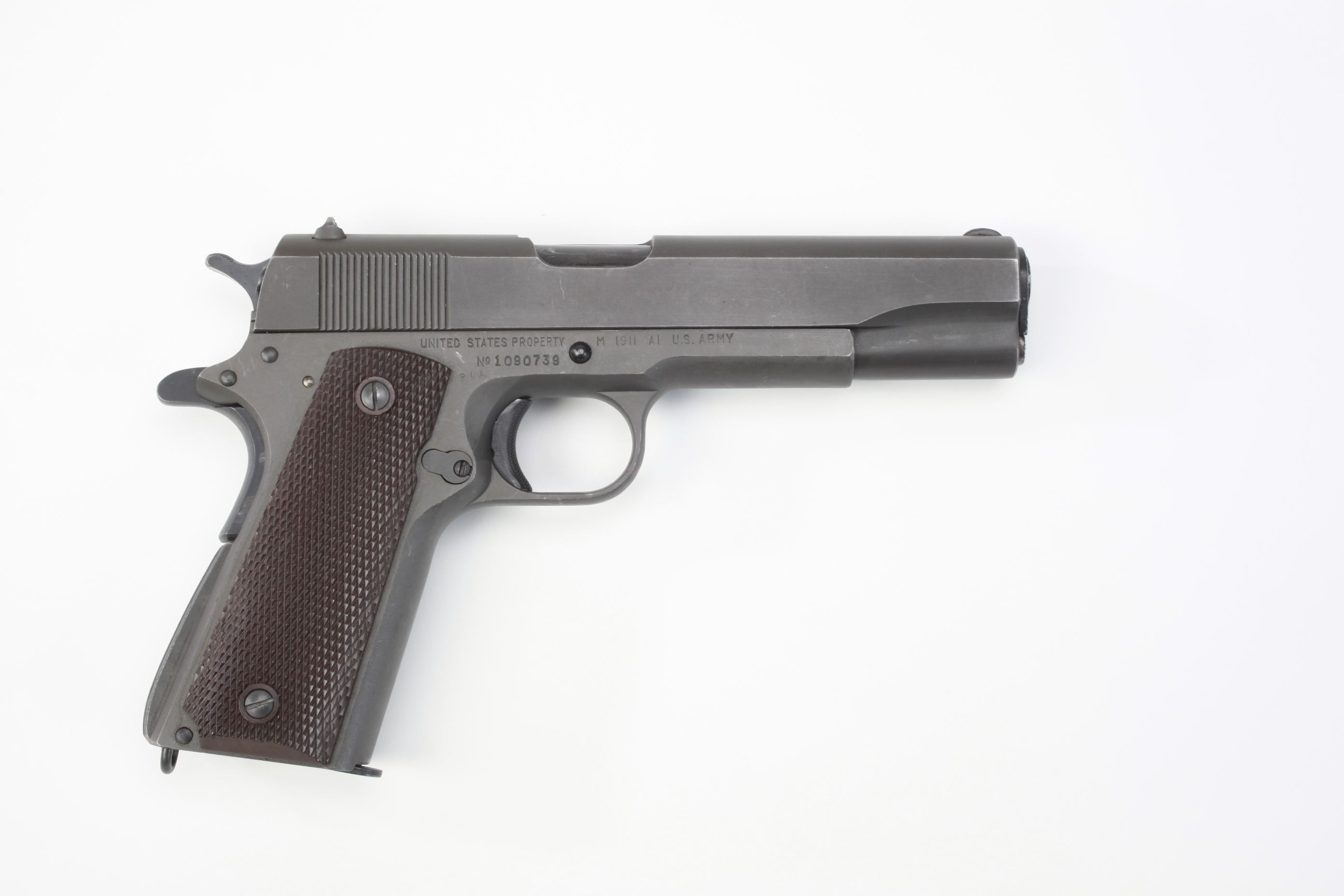 U.S. Colt Model 1911A1 Semi Automatic Pistol