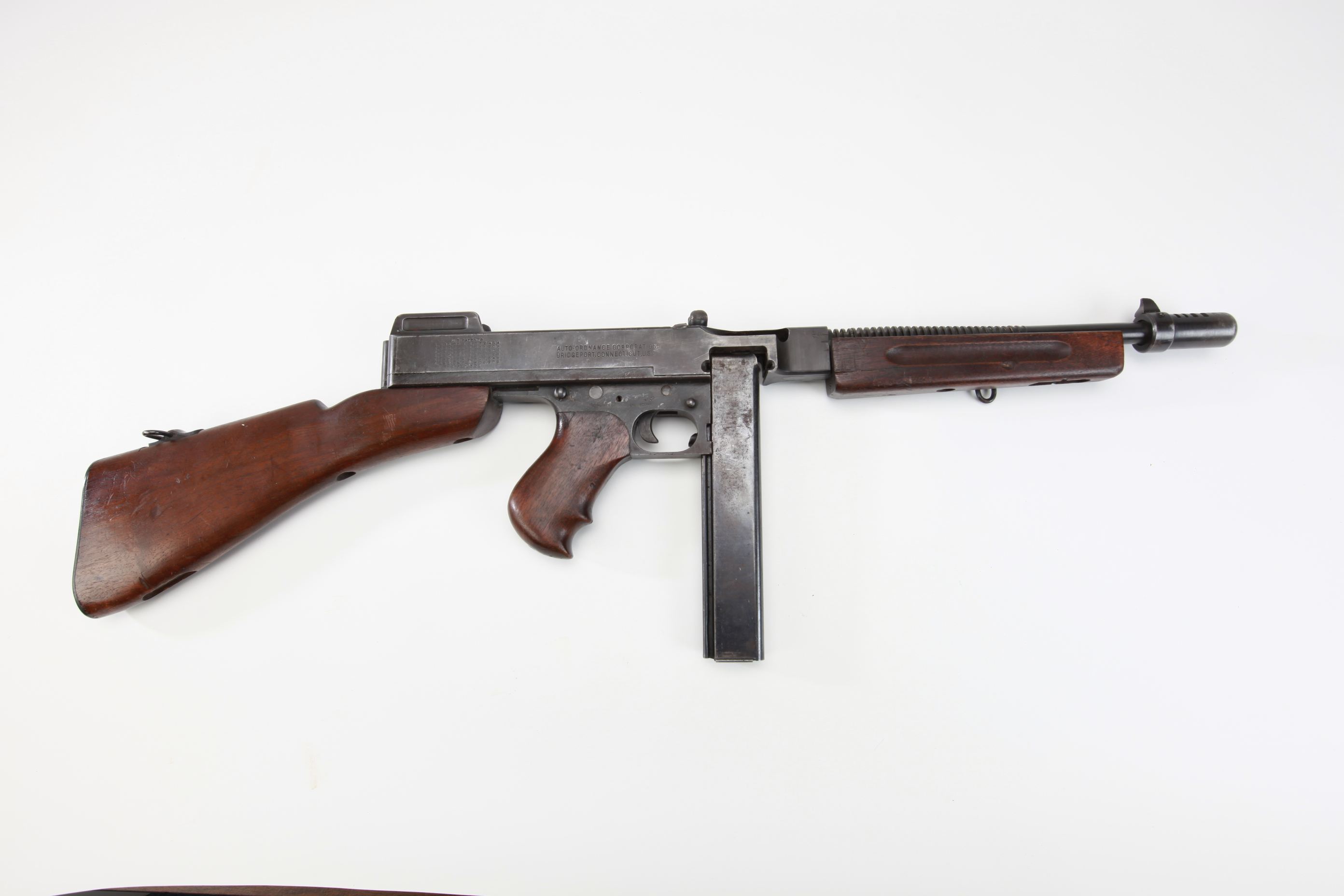 U.S./Auto Ordnance Model 1928 Thompson Submachine Gun
