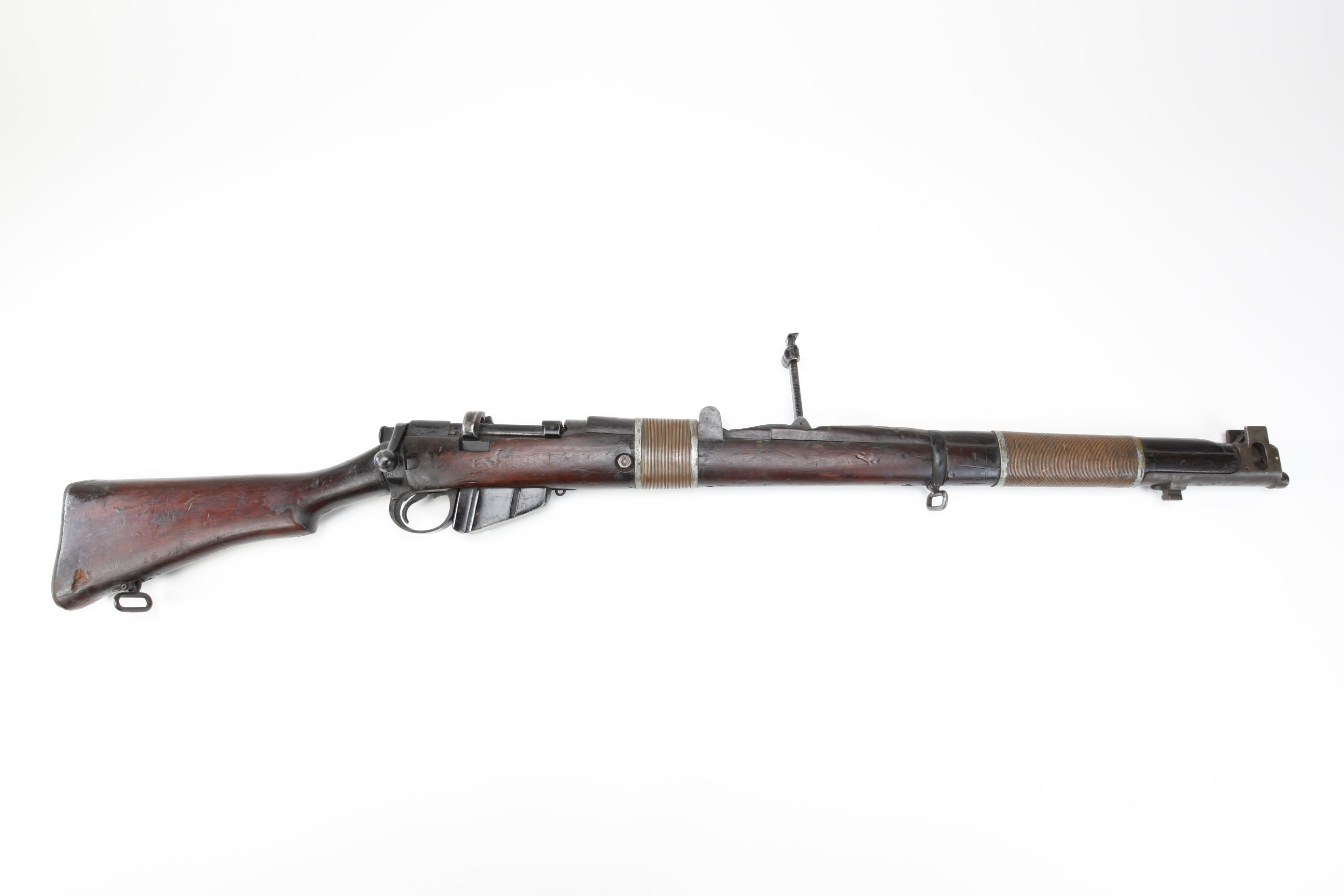 Ishapore Arsenal SMLE No 1 Mk III Bolt Action Rifle