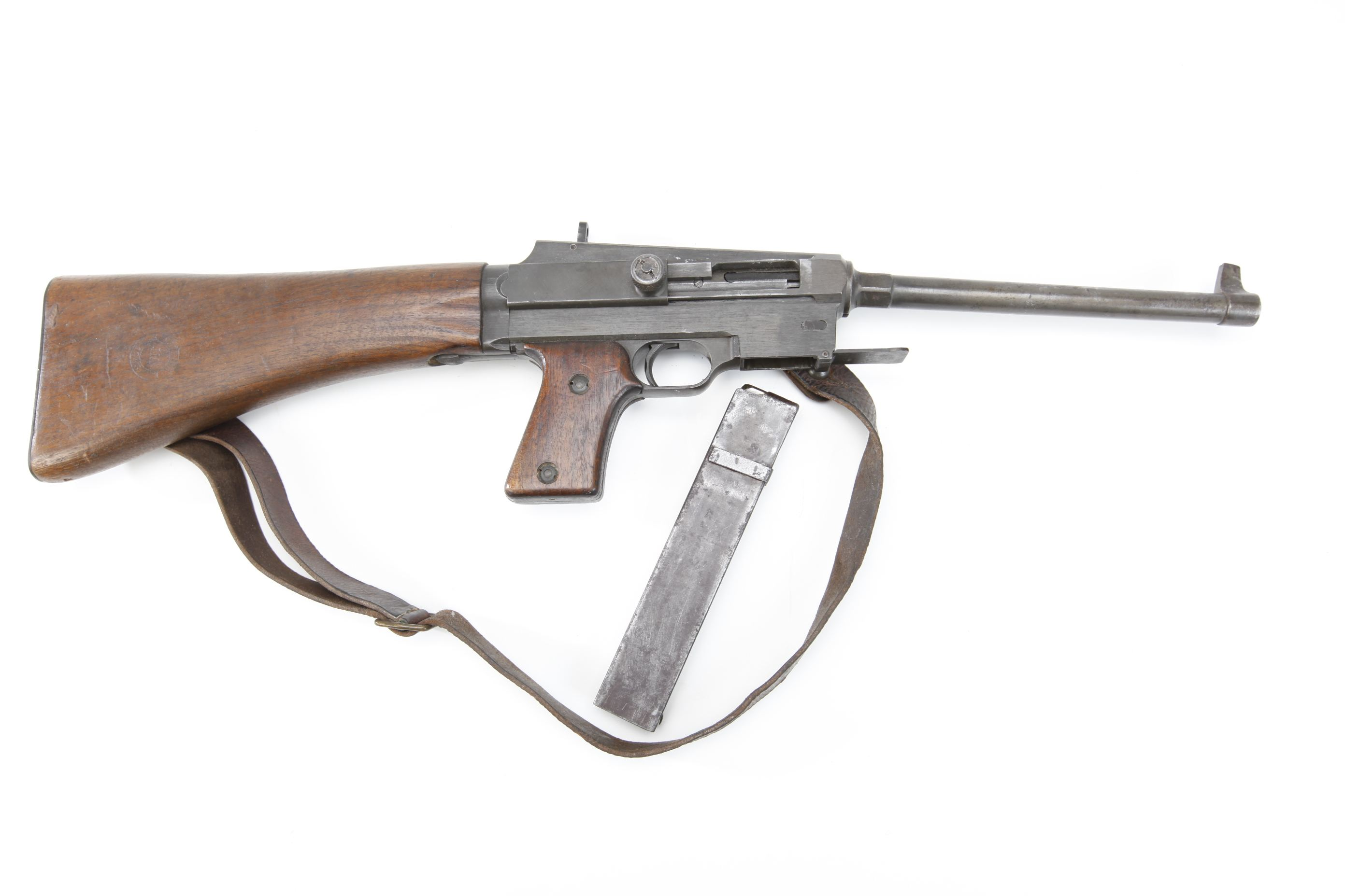 M.A.S. Model 1938 Submachine Gun
