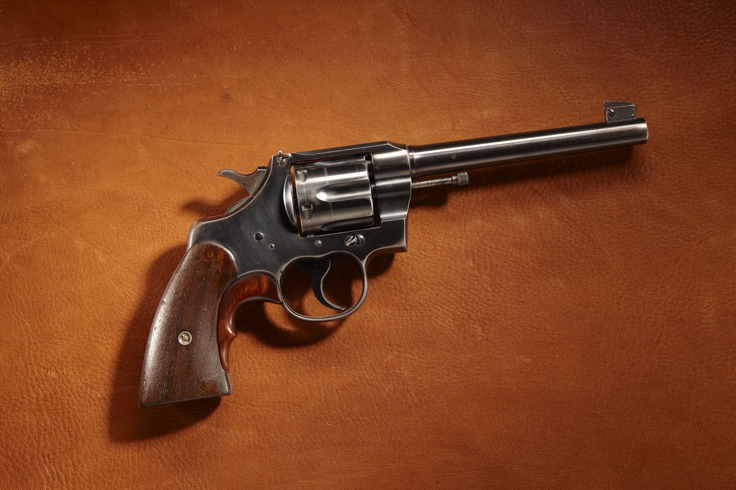 Exhibition Shooter Arlayne Brown's Colt Revolver