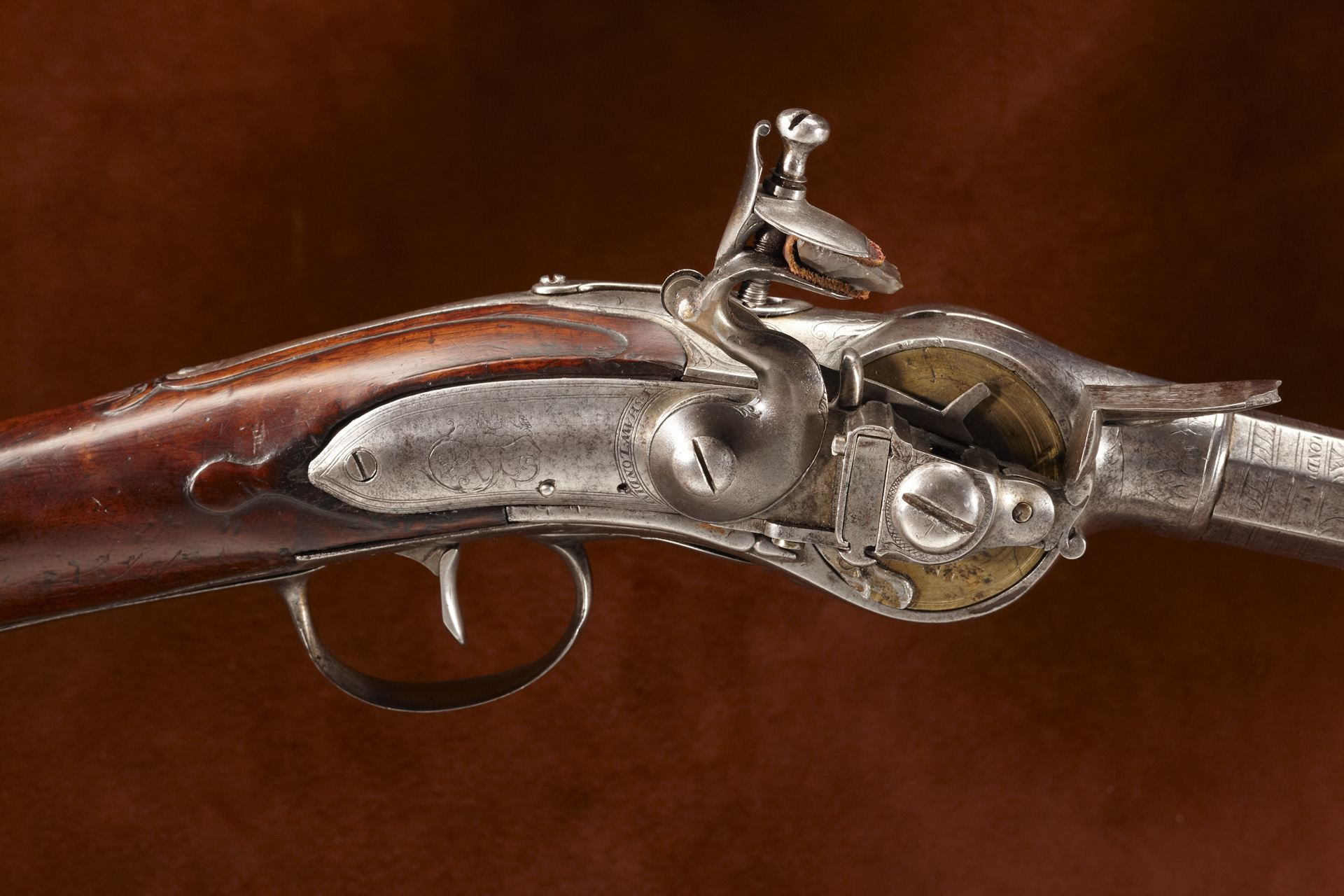Cookson Volitional Repeating Flintlock