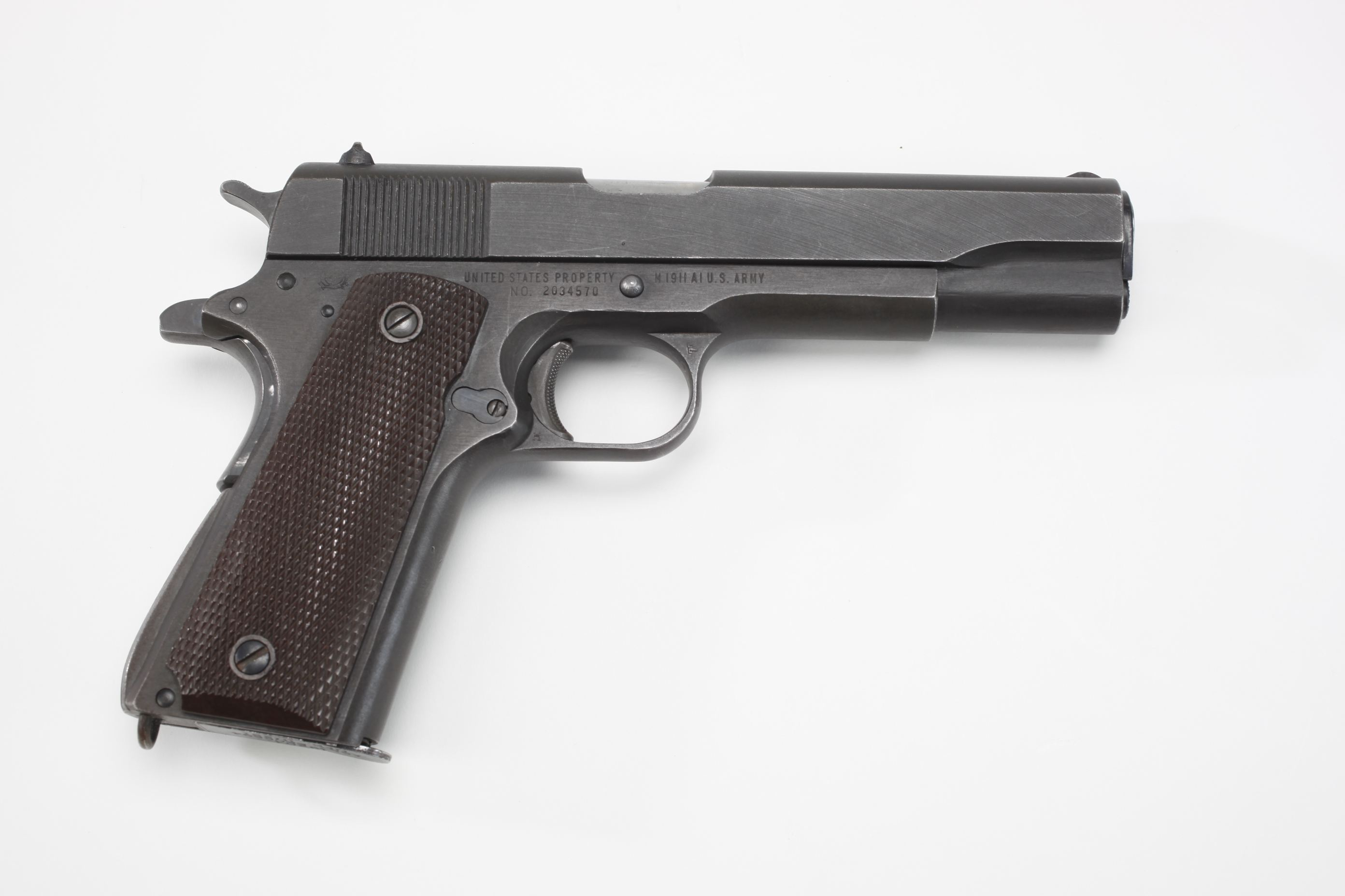 Remington Rand M1911A1 pistol