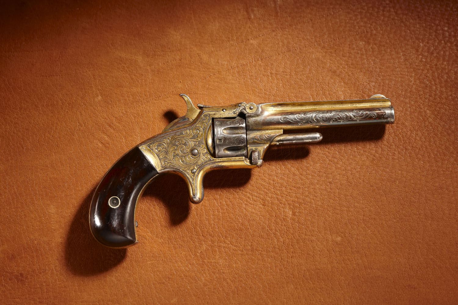 Annie Oakley's Smith & Wesson Model One Revolver