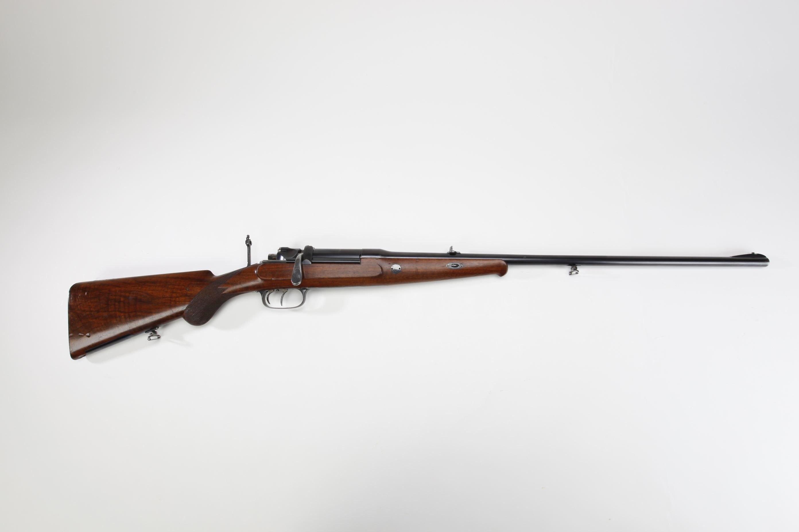 Spandau M1888 Sporter Rifle Attributed to Kaiser Wilhelm