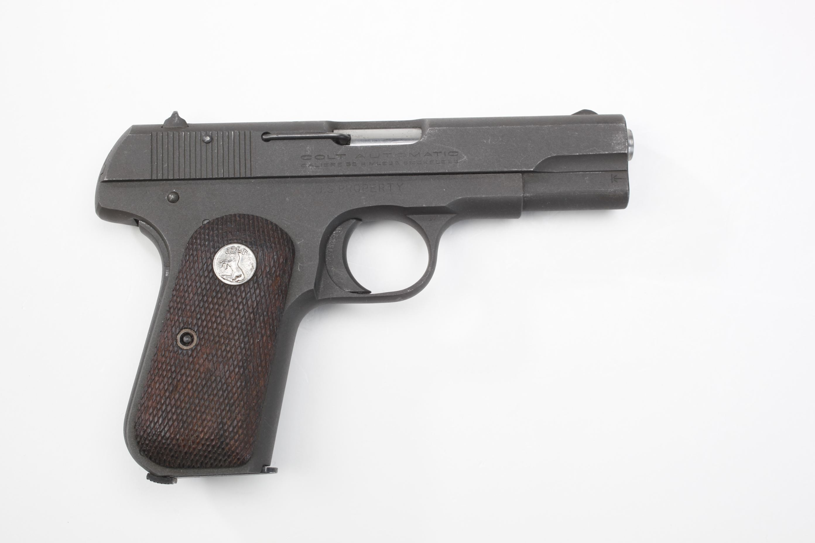 Lt. Gen. Richard Meyer's U.S./Colt M1903 Semi-Automatic General Officer's Pistol