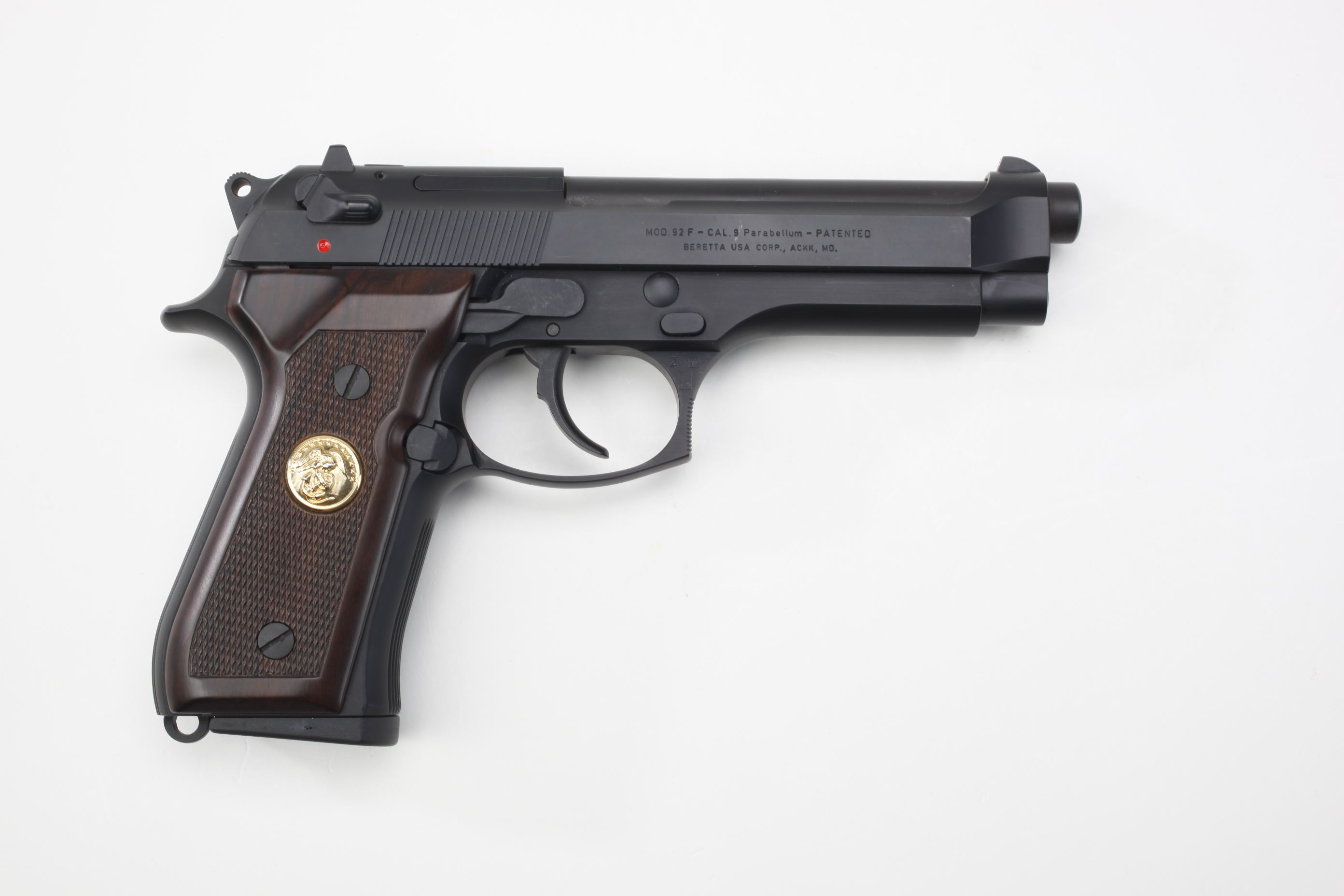 USMC Commandant PX Kelley's Beretta (Accokeek, MD) M9 General Officer's Pistol