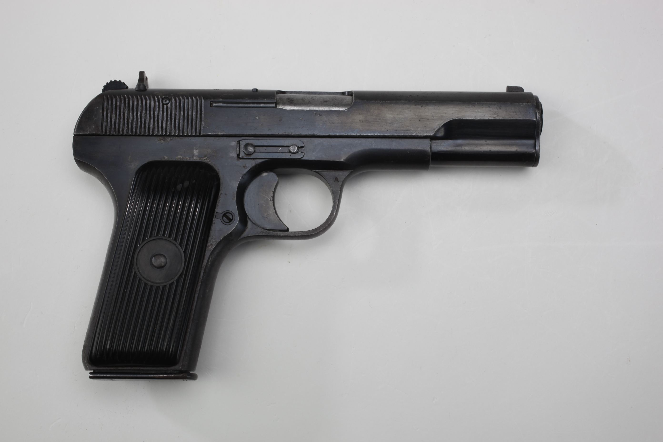 Major General Pepke's Chinese M20 Tokarev Pistol