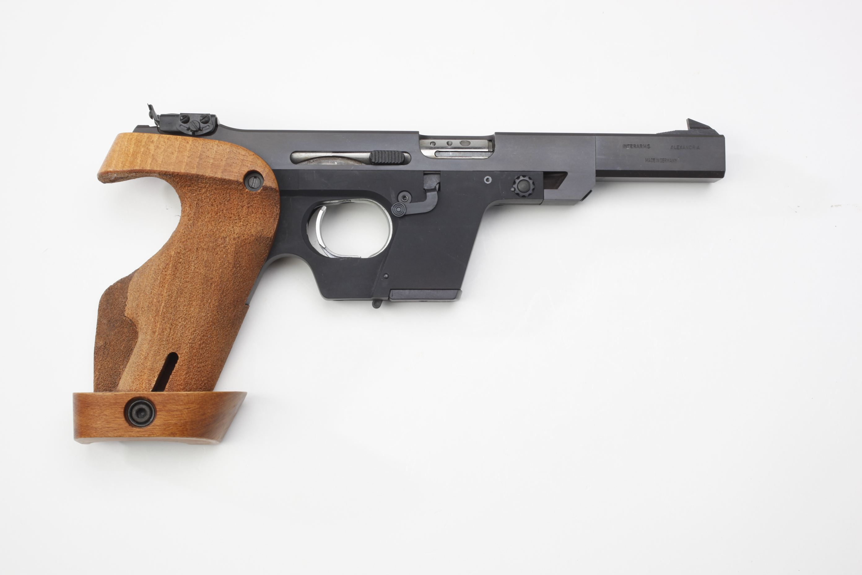 Walther OSP Semi Automatic Target Pistol