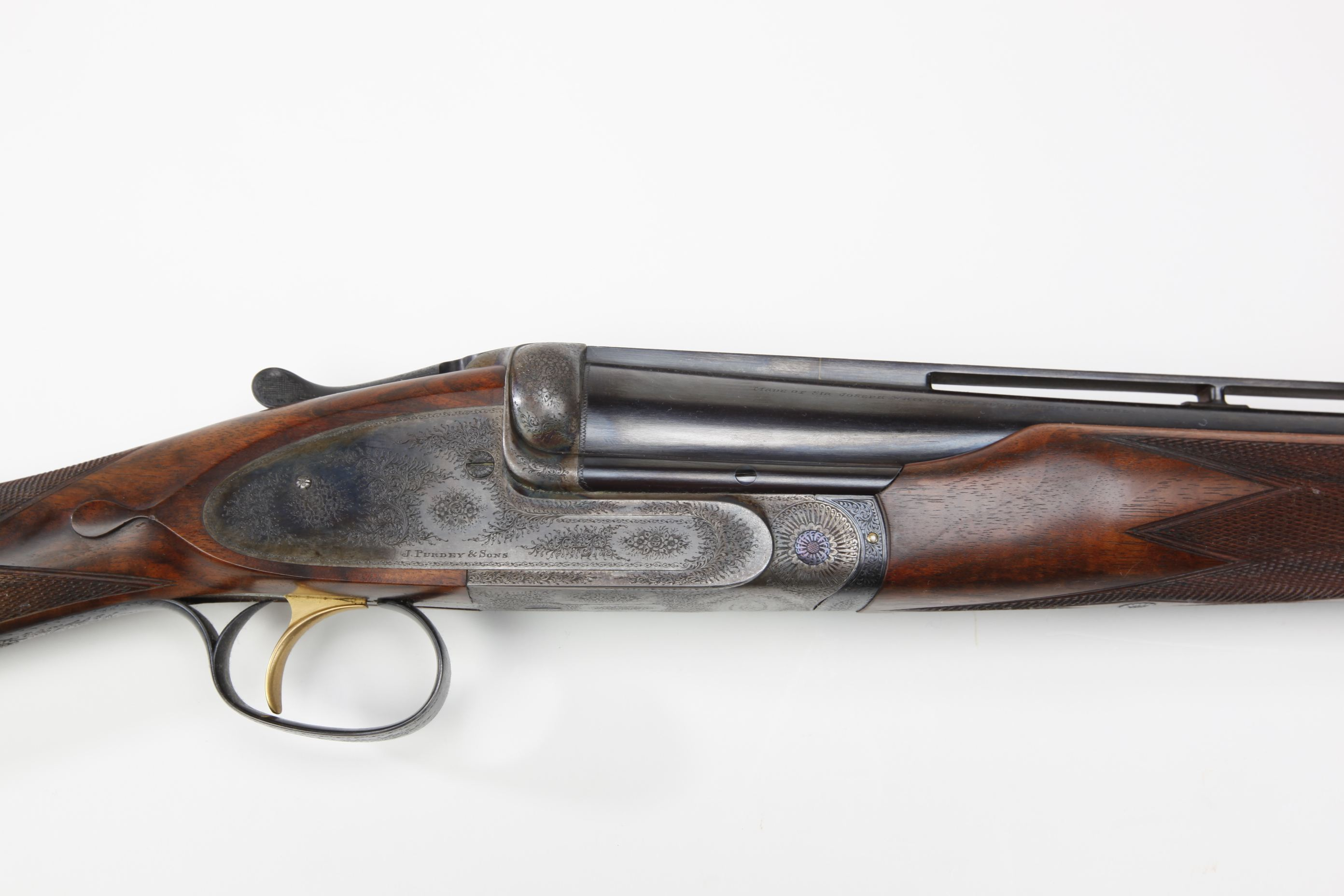 James Purdy and Sons Single Barrel Trap Shotgun
