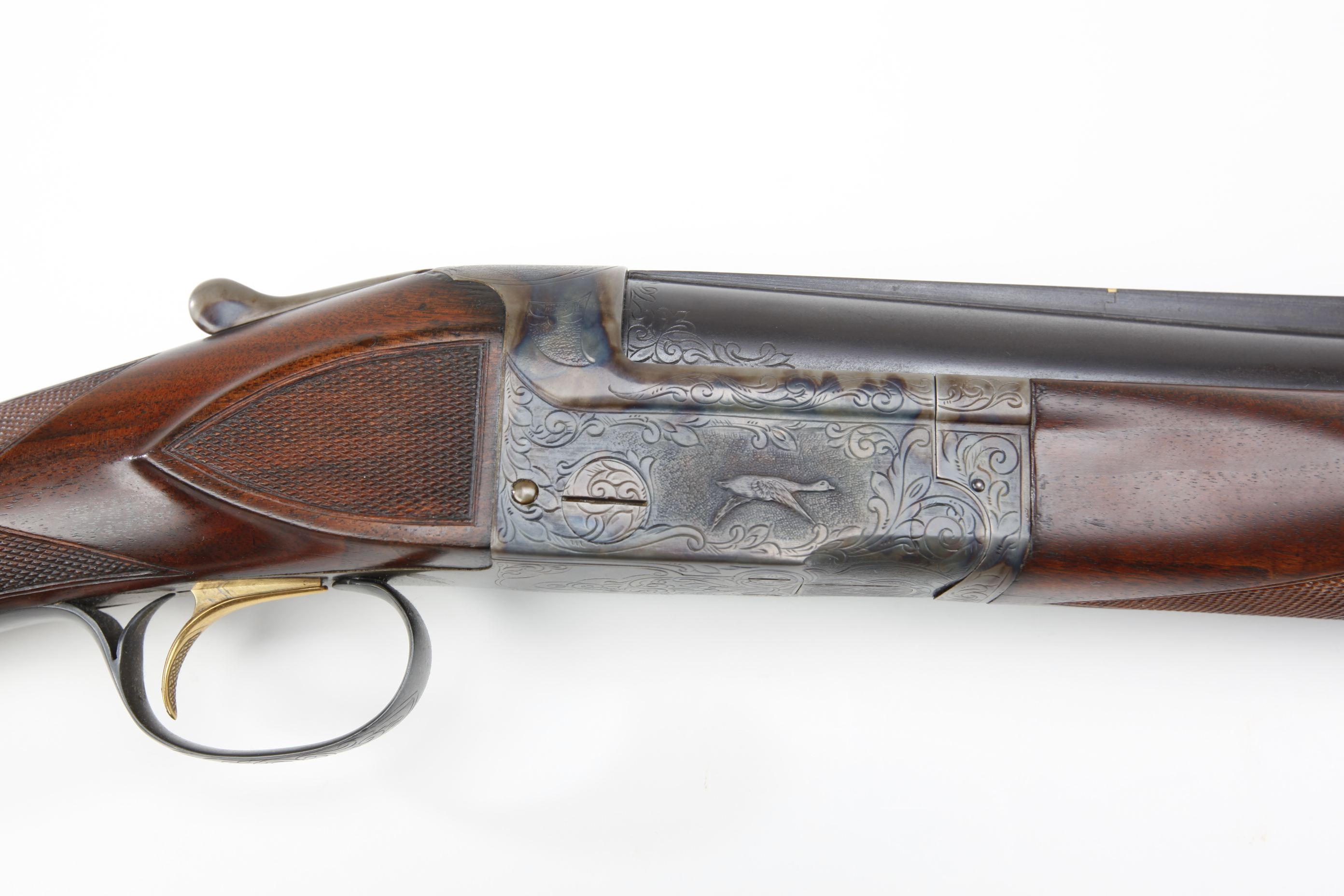 L. C. Smith Eagle Grade Trap Shotgun