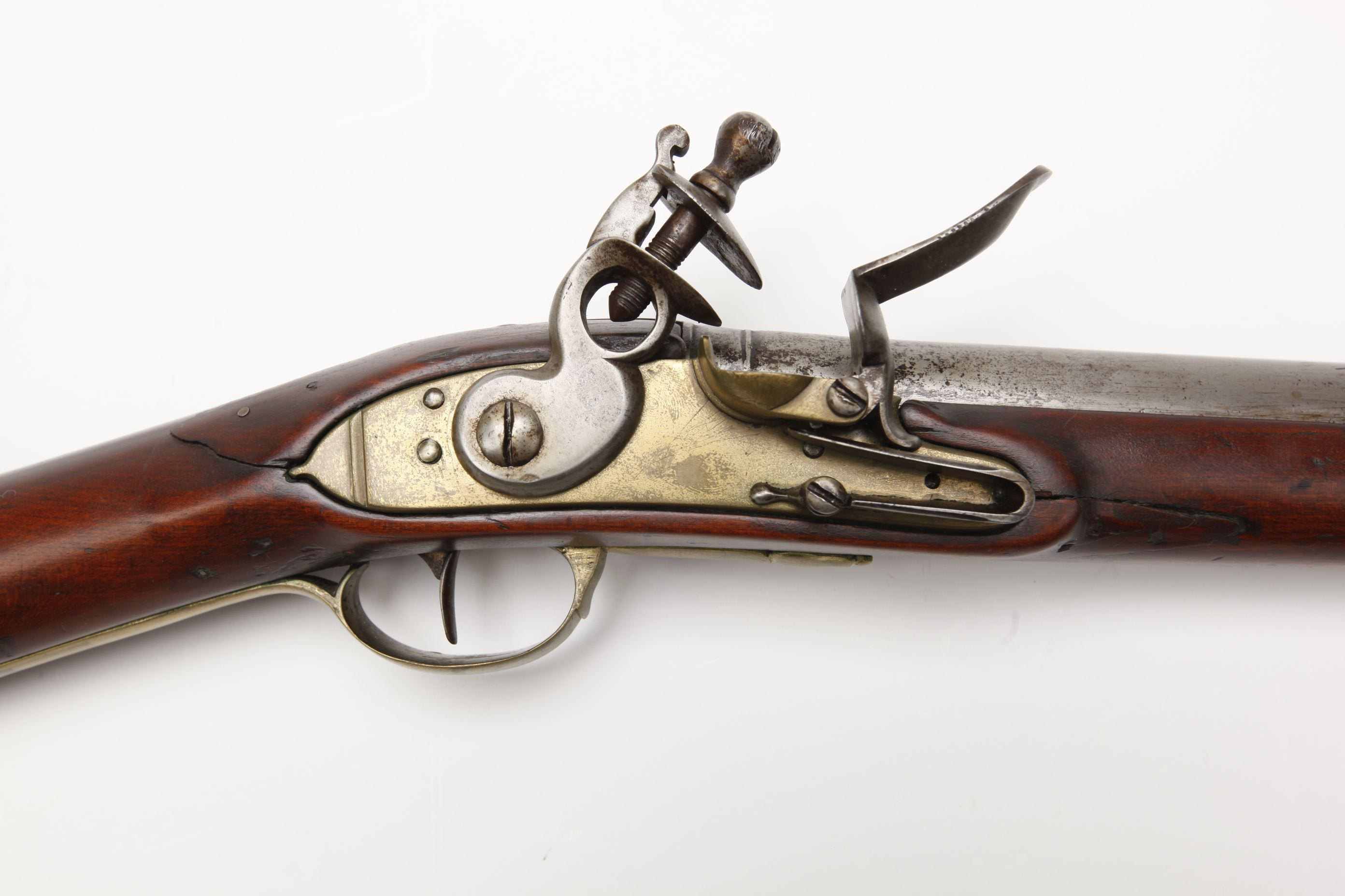 Committee of Safety Flintlock Musket