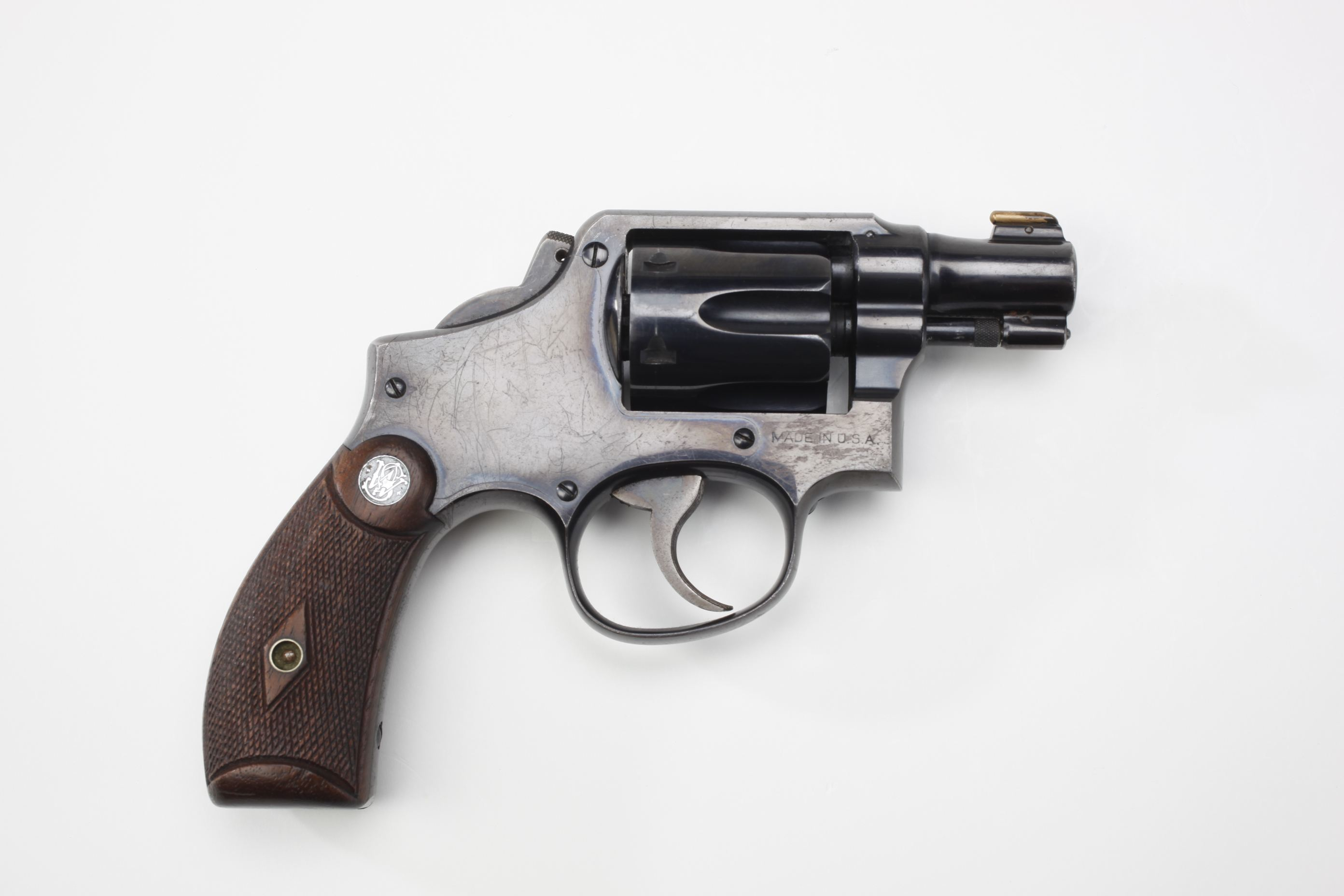Smith & Wesson Military and Police Revolver