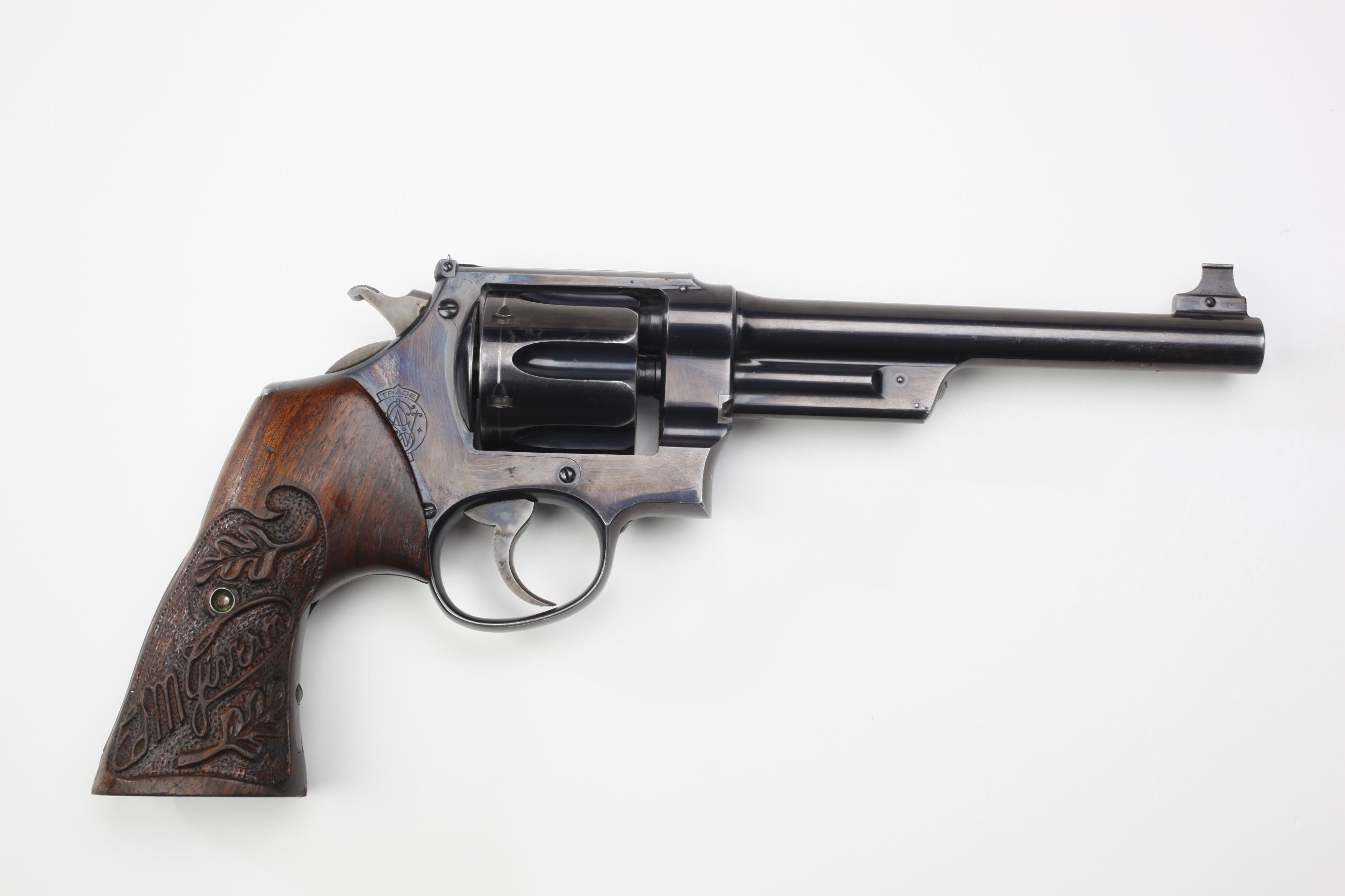 Smith & Wesson First Model Hand Ejector Revolver