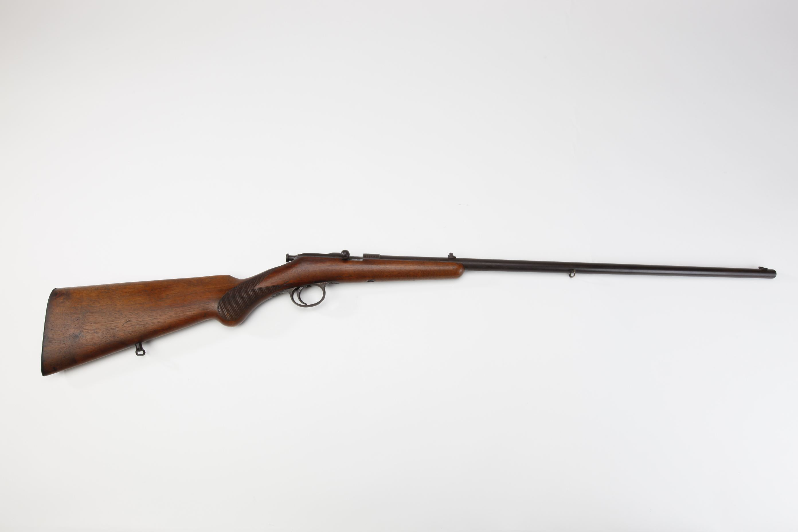 Simpson Bolt Action Rifle