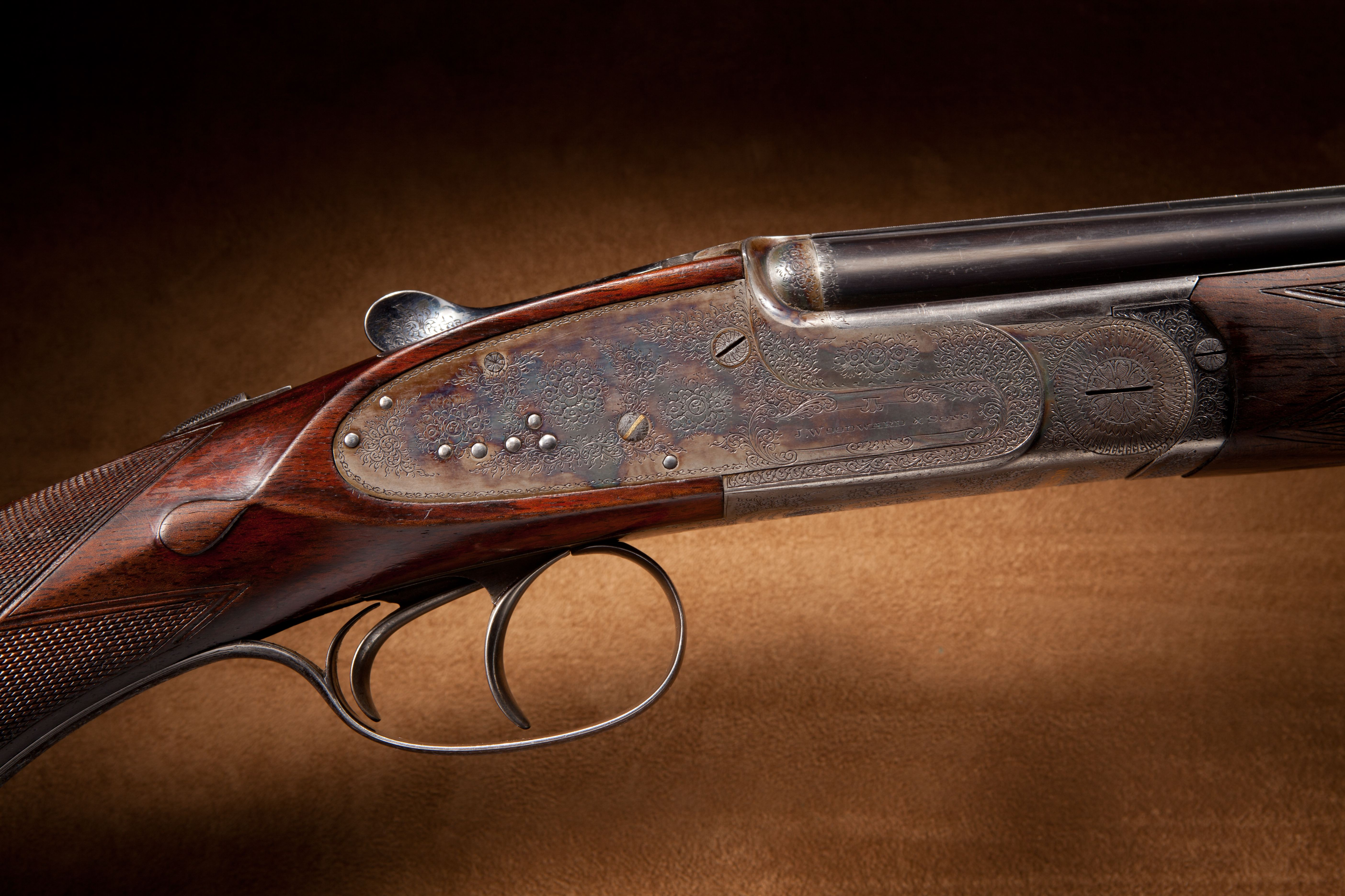 Woodward Over-Under Shotgun - .410 ga.