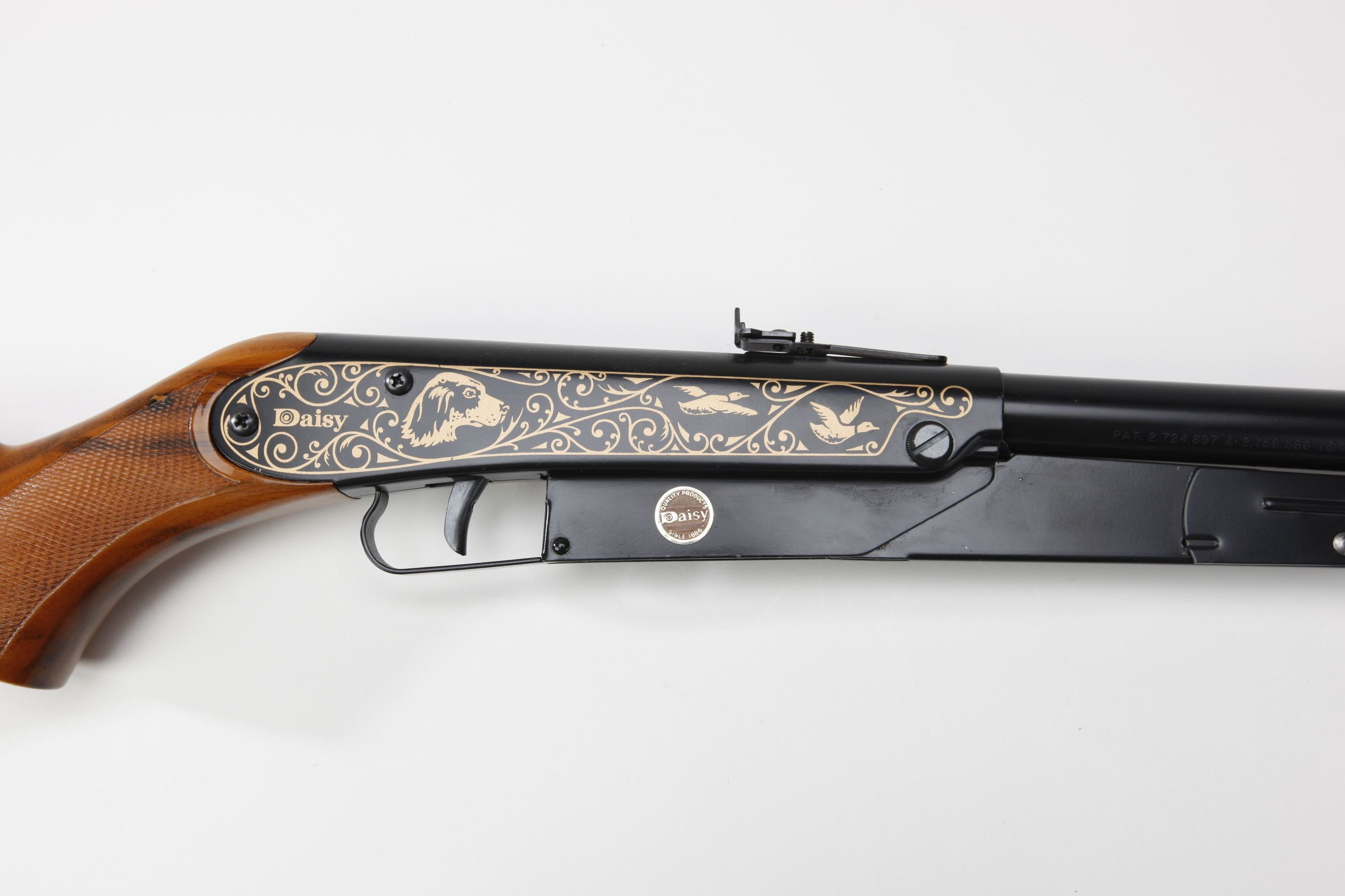 Daisy Model 25 Slide Action Air Rifle (1)