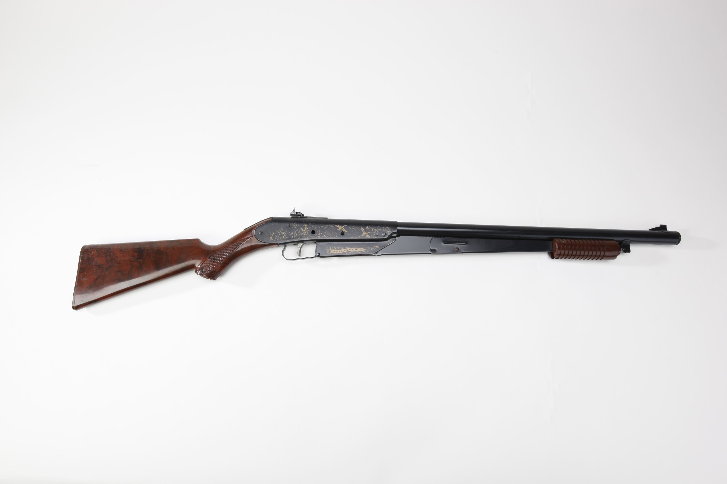 Daisy Model 25 Slide Action Air Rifle (2)