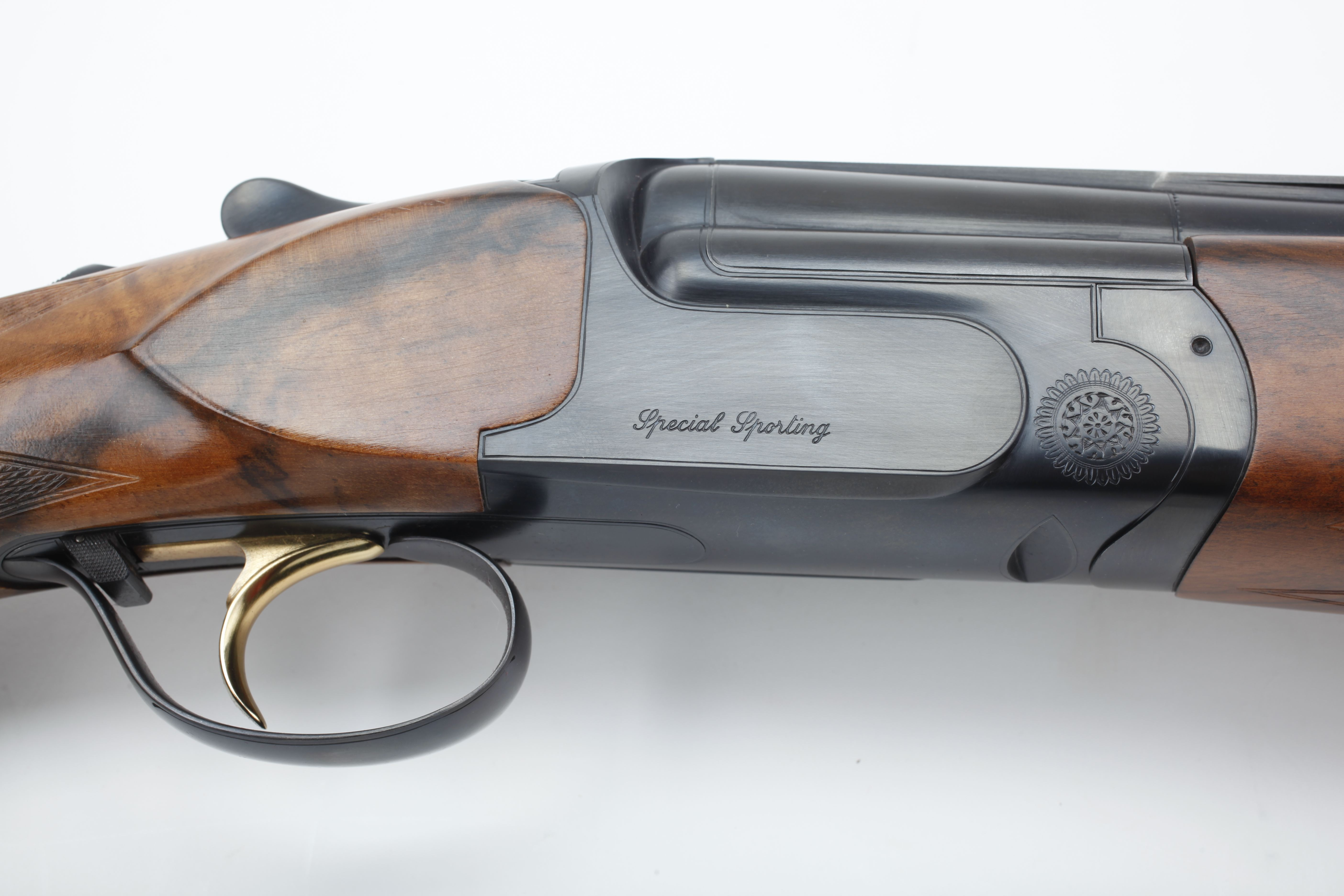 Perazzi Over-Under Shotgun - 12 ga.