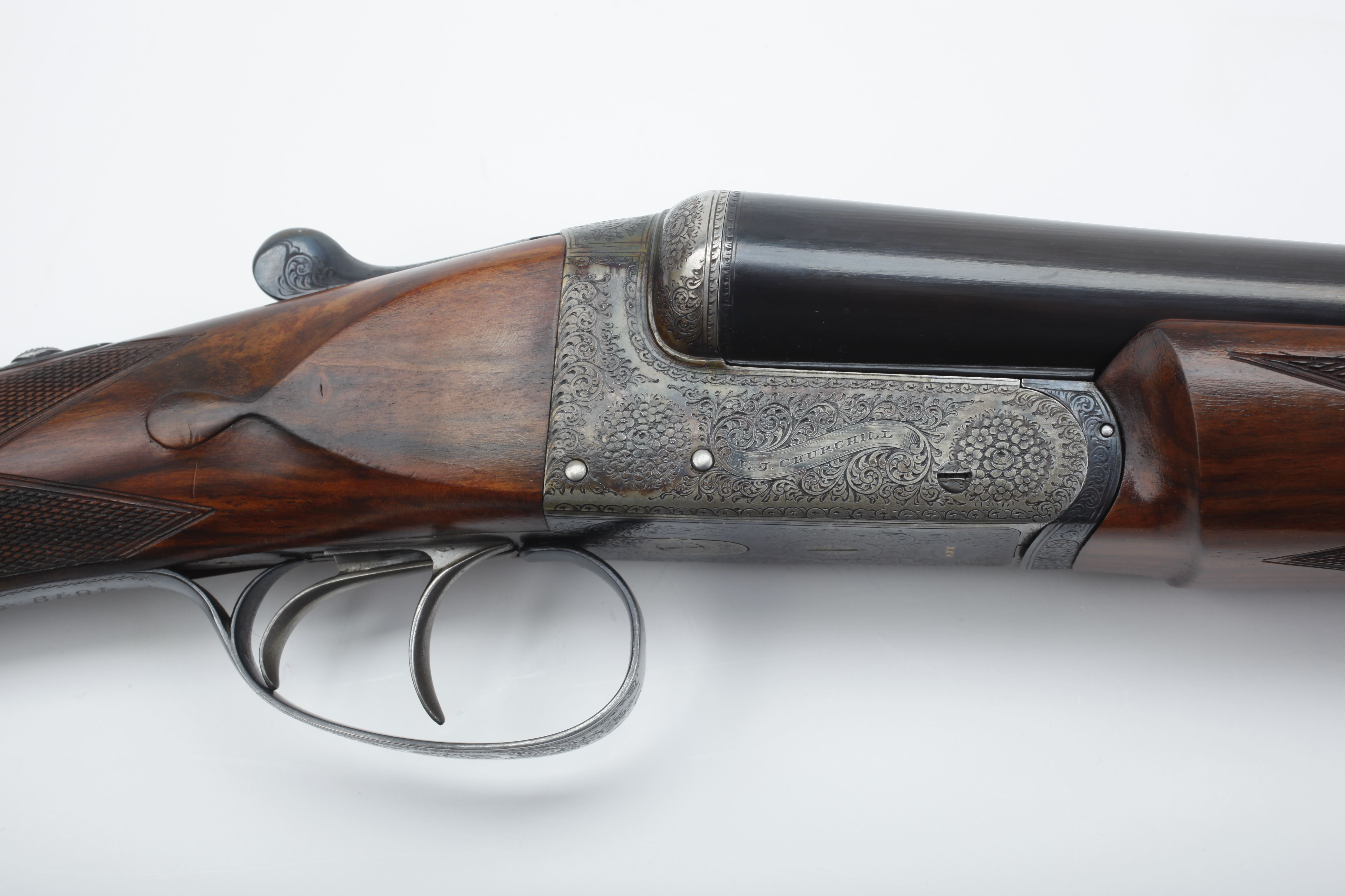 Churchill Utility Model XXV Shotgun - 12 ga.