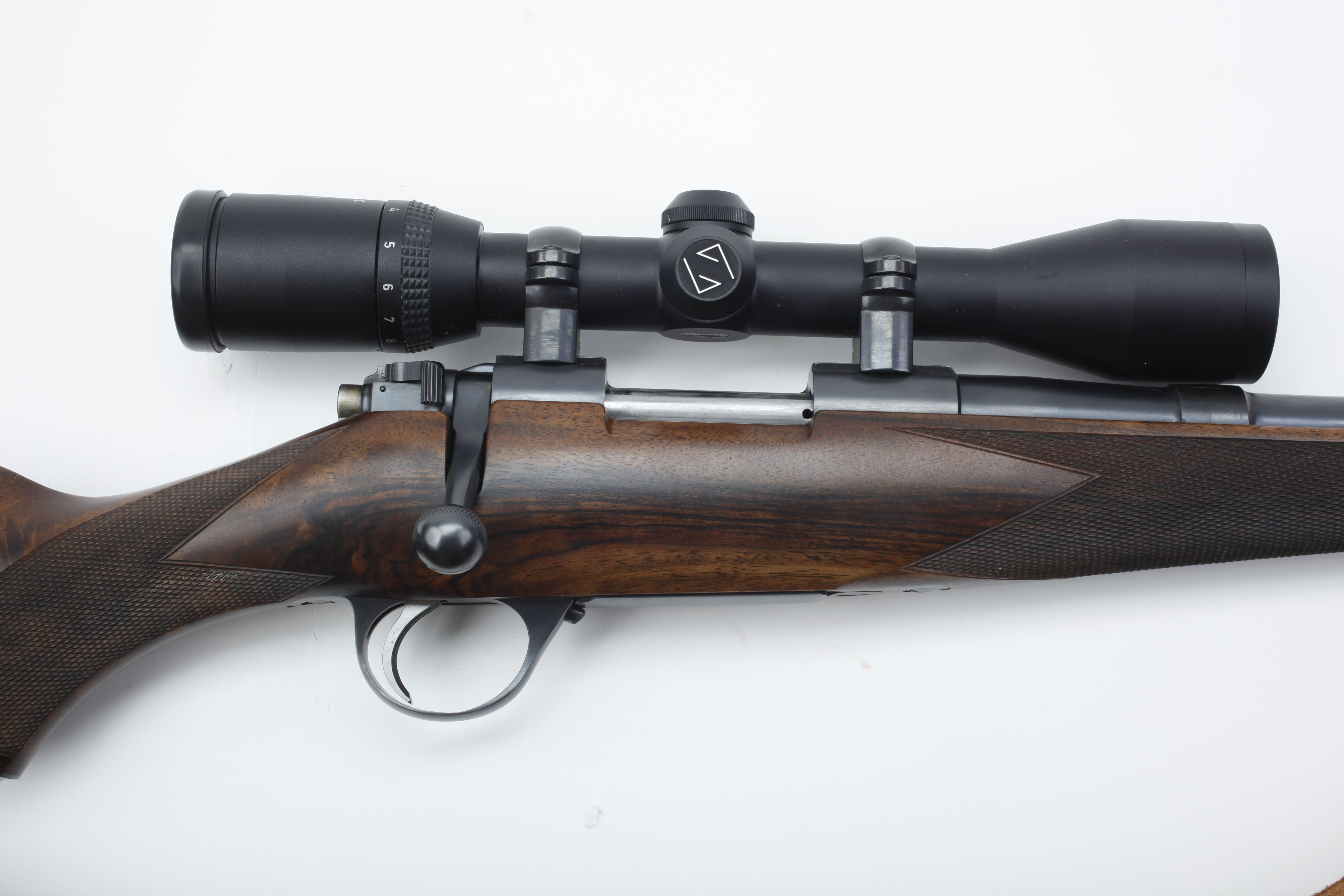 Winchester Model 52 Hoenig Custom - .17 Remington cal.