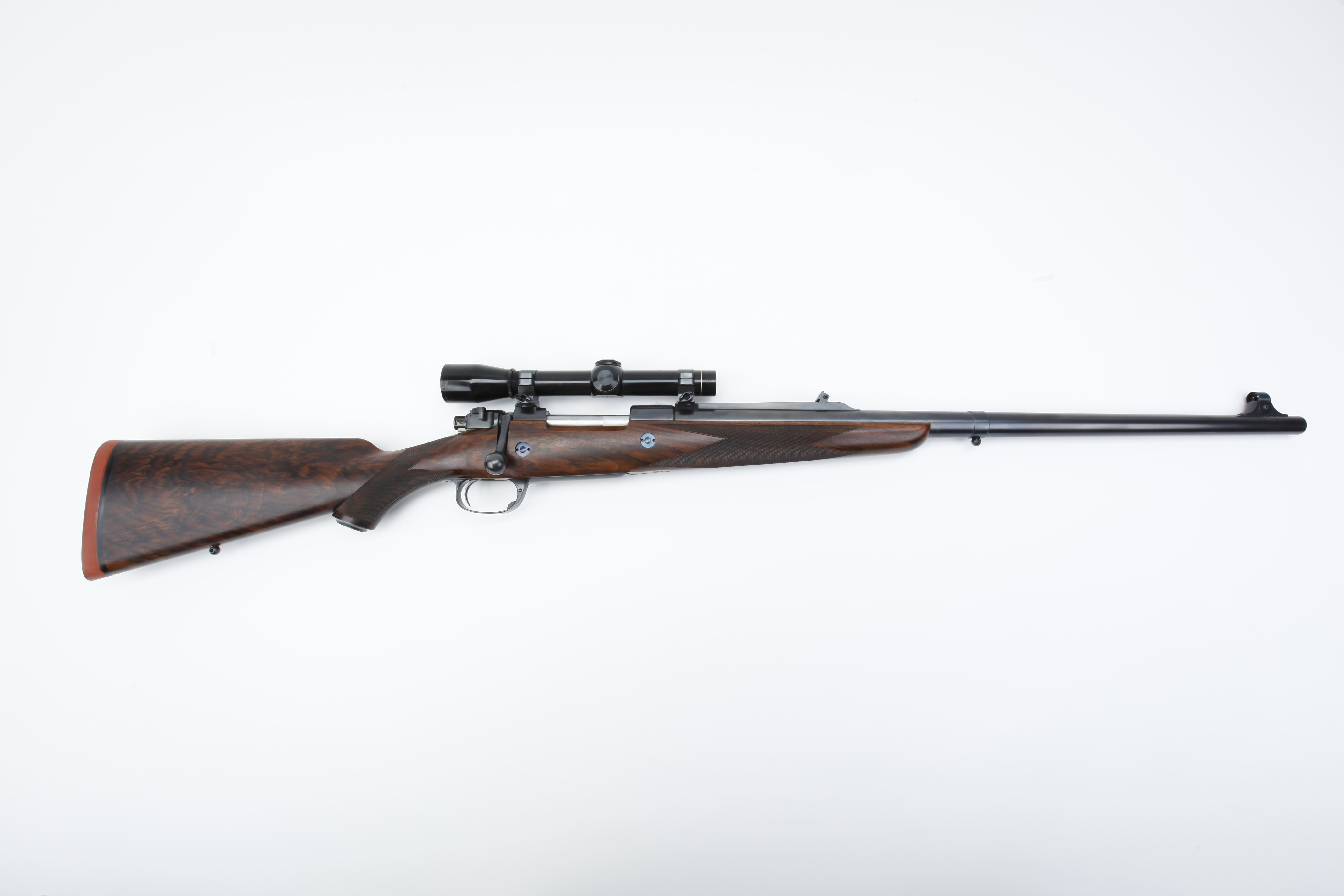 Hoenig Custom Bolt Action Rifle - .458 Winchester Magnum cal.