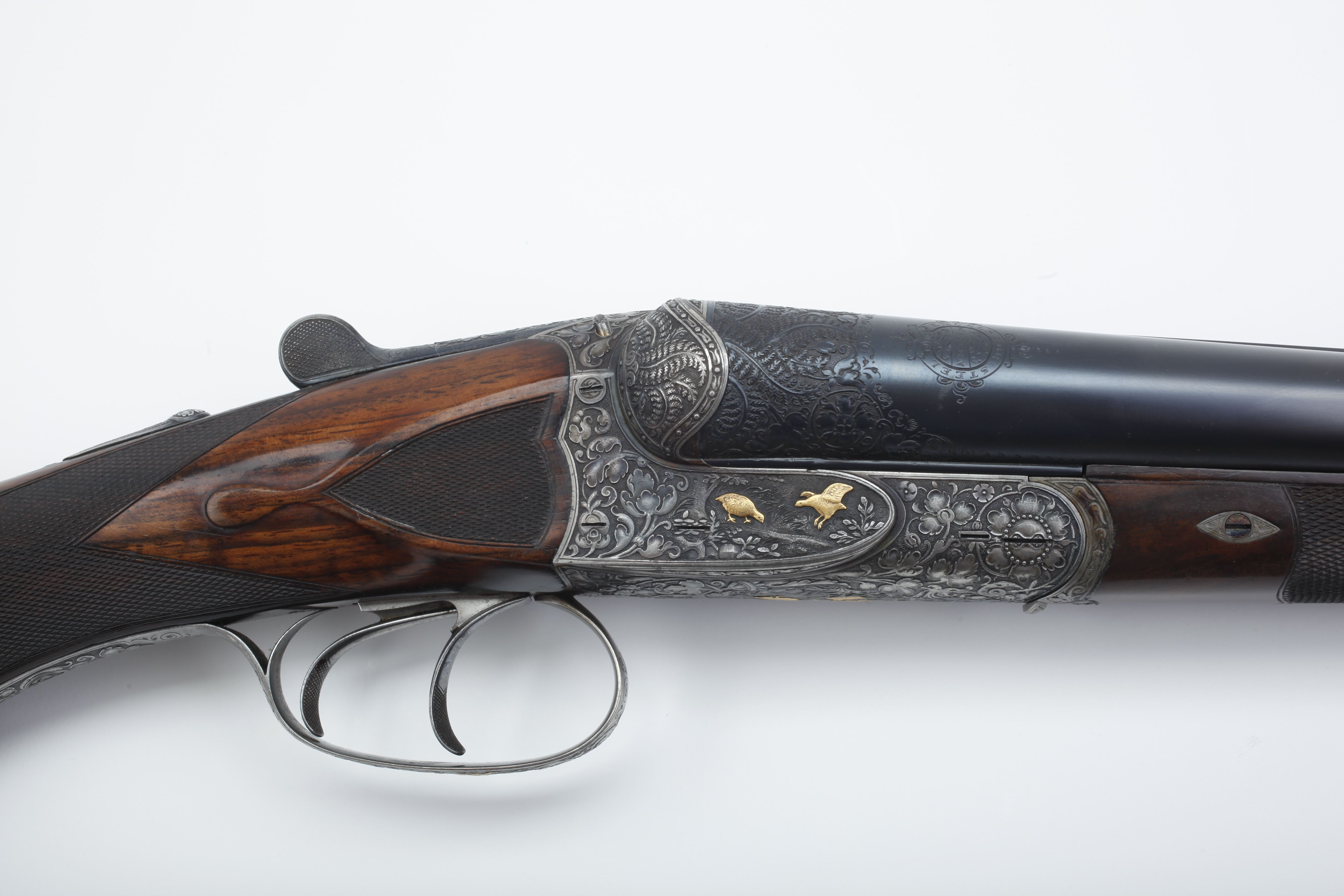 Charles Daly Extra Quality Side by Side Shotgun - 12 ga.