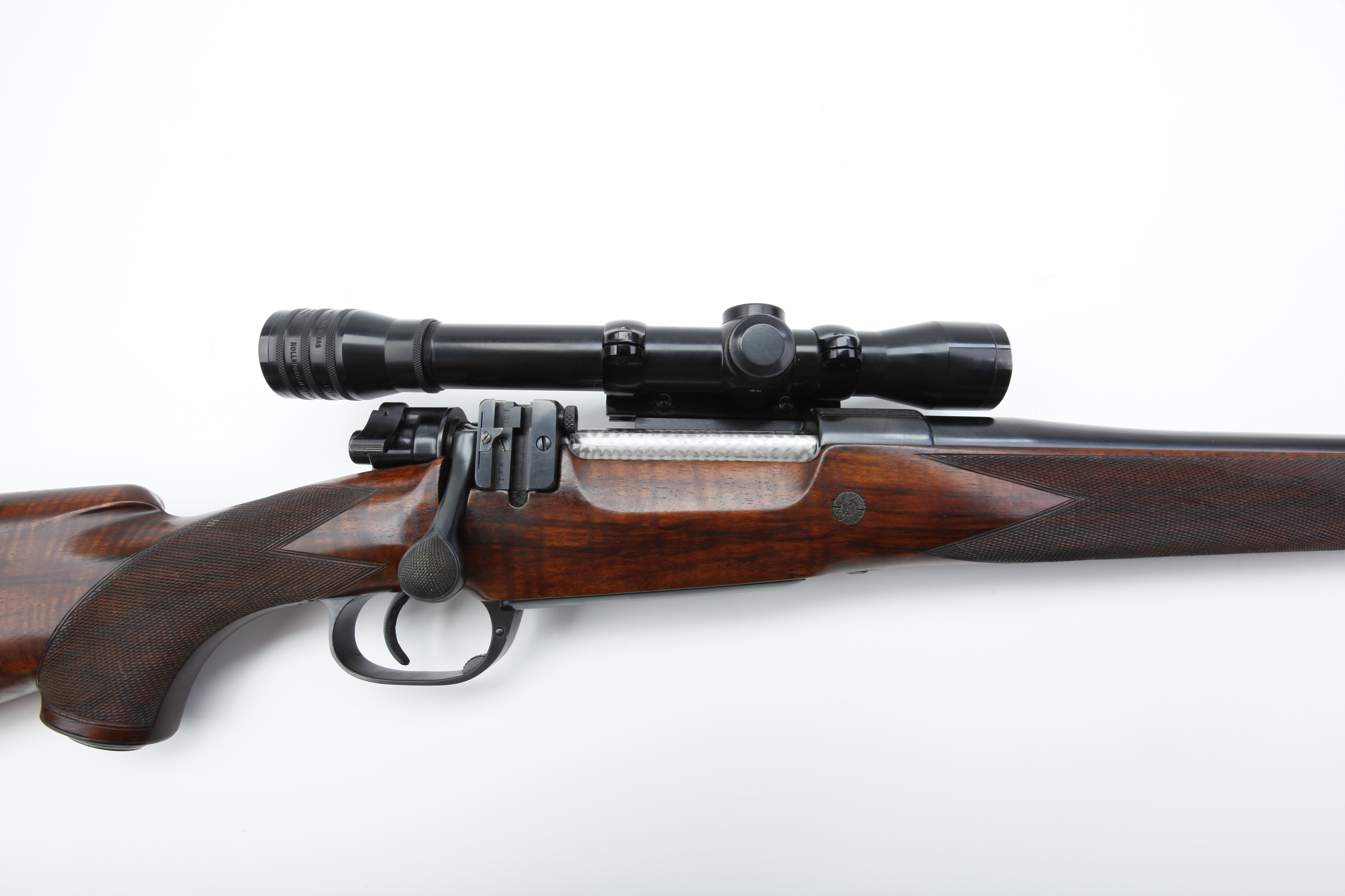 Griffin & Howe Rifle - .375 H&H Magnum cal.