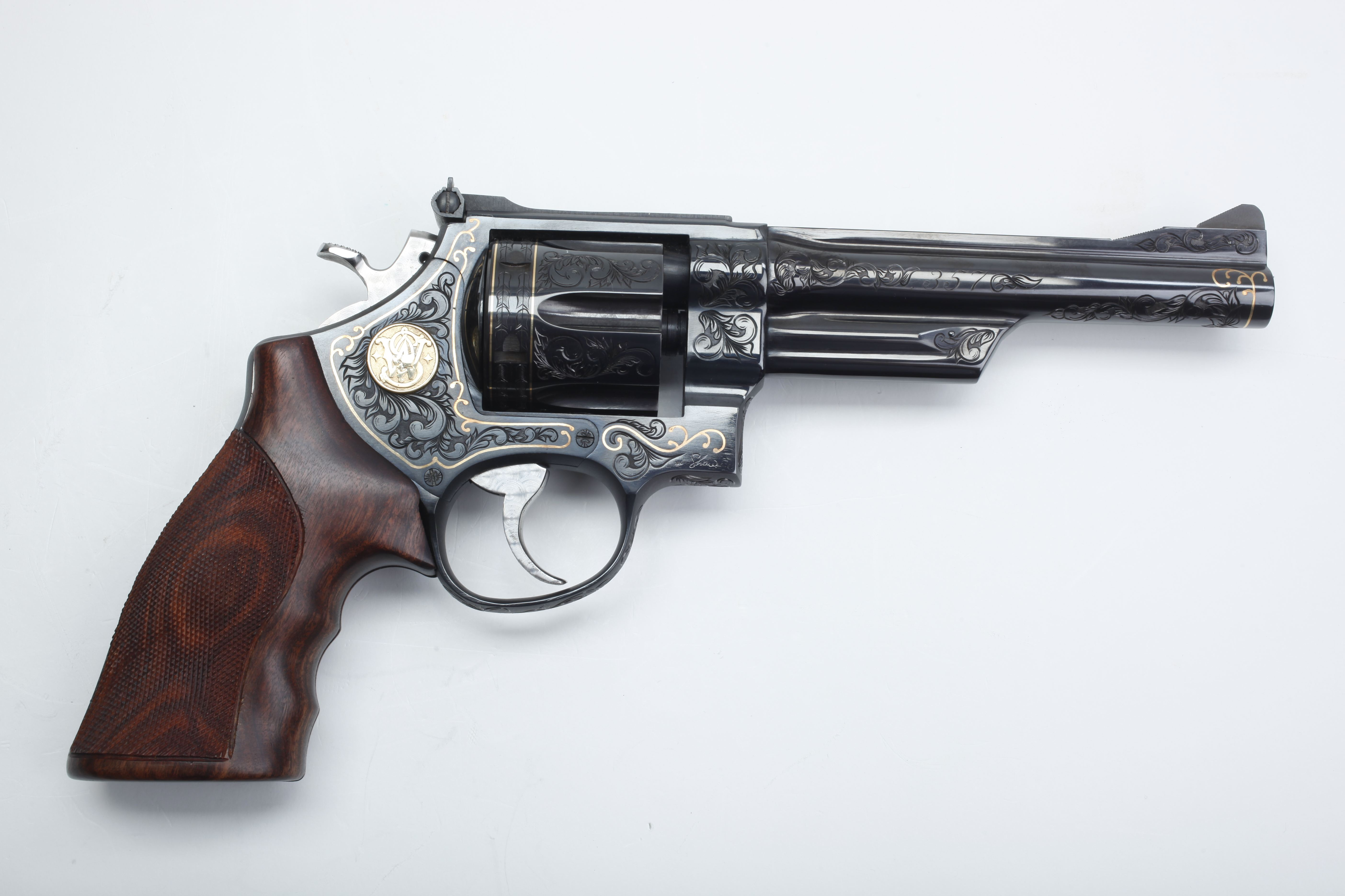 Smith & Wesson Model 28-2