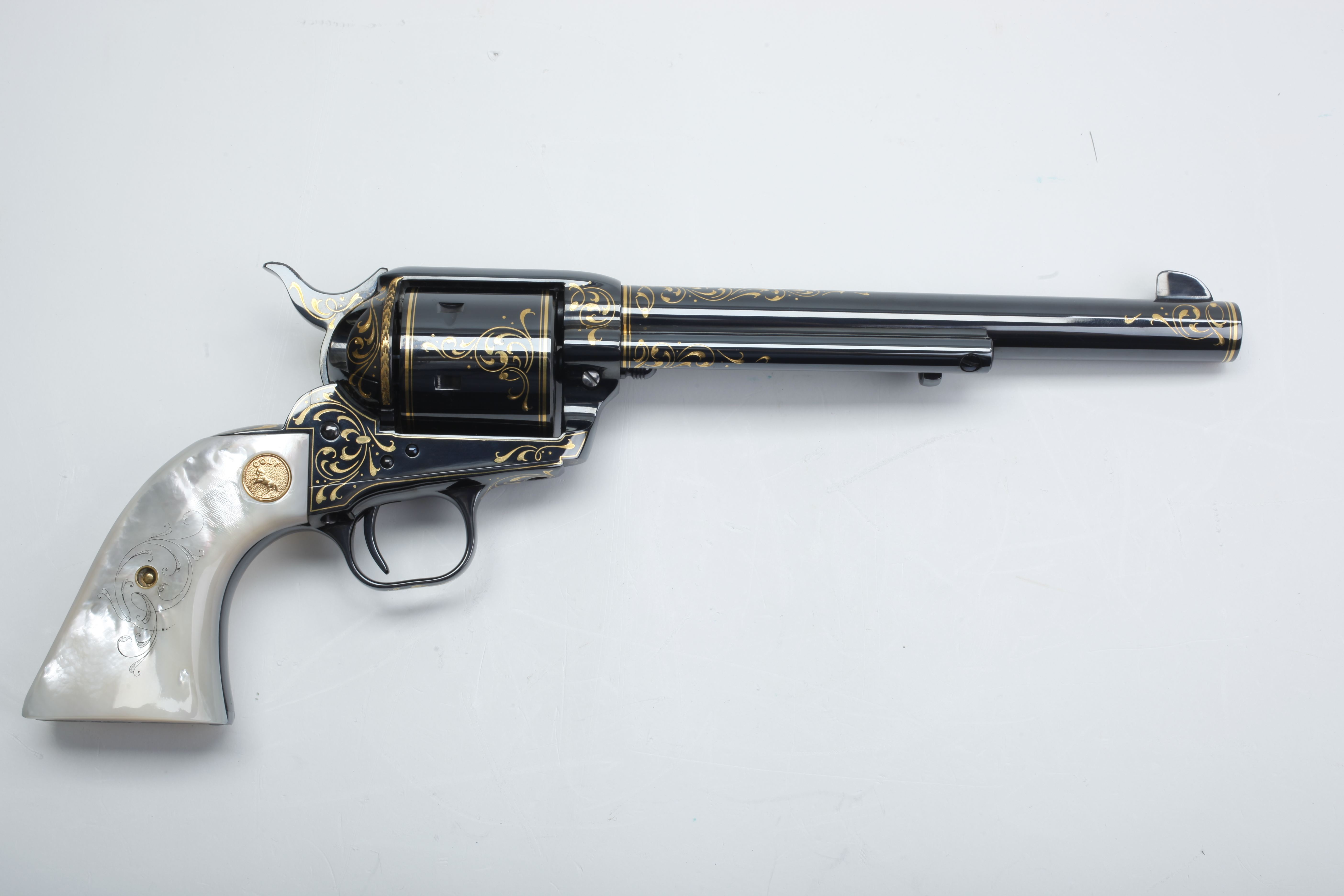 Colt 1956 Single Action Army Revolver
