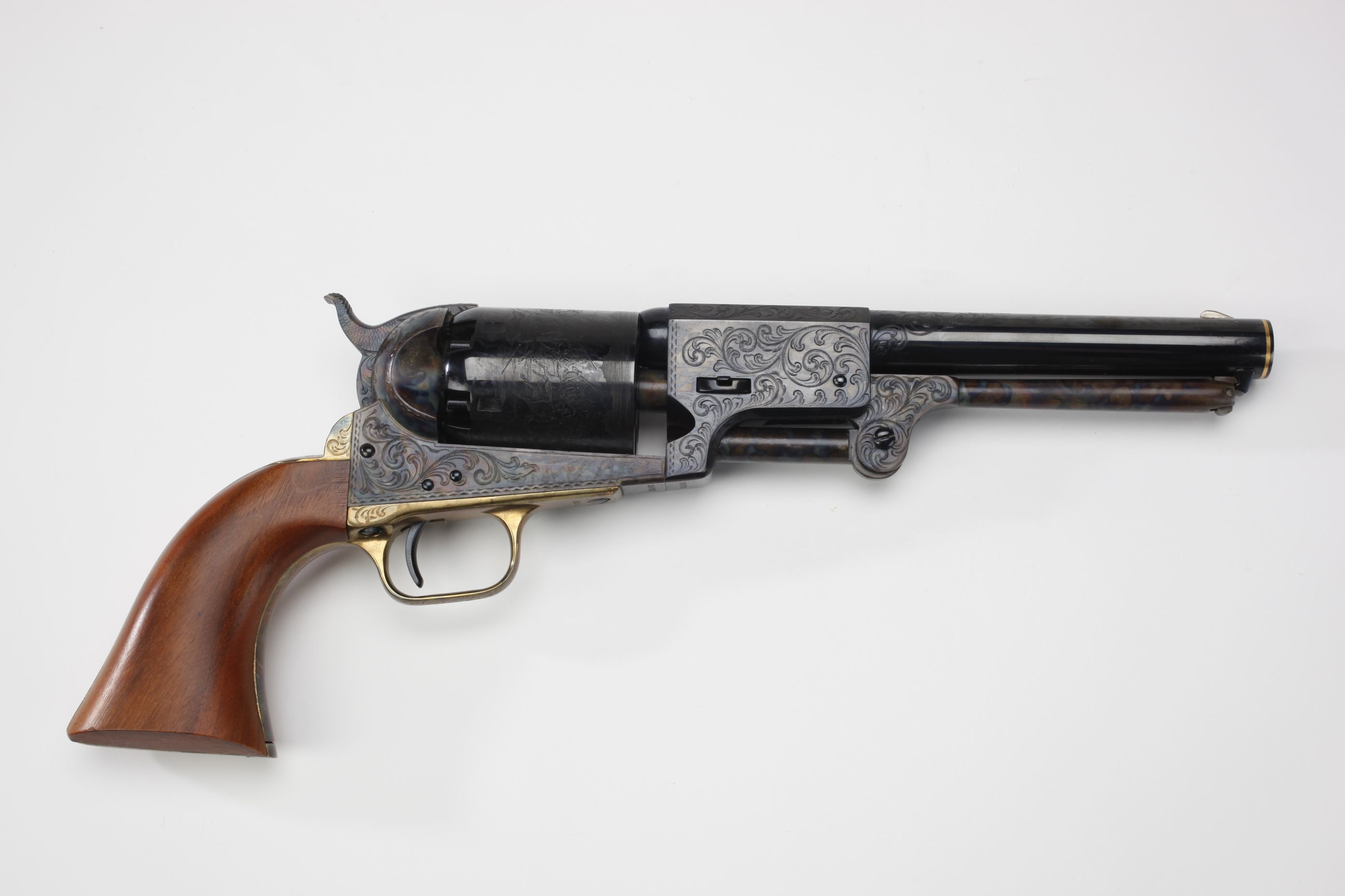 Colt Third Model Dragoon Percussion Revolver