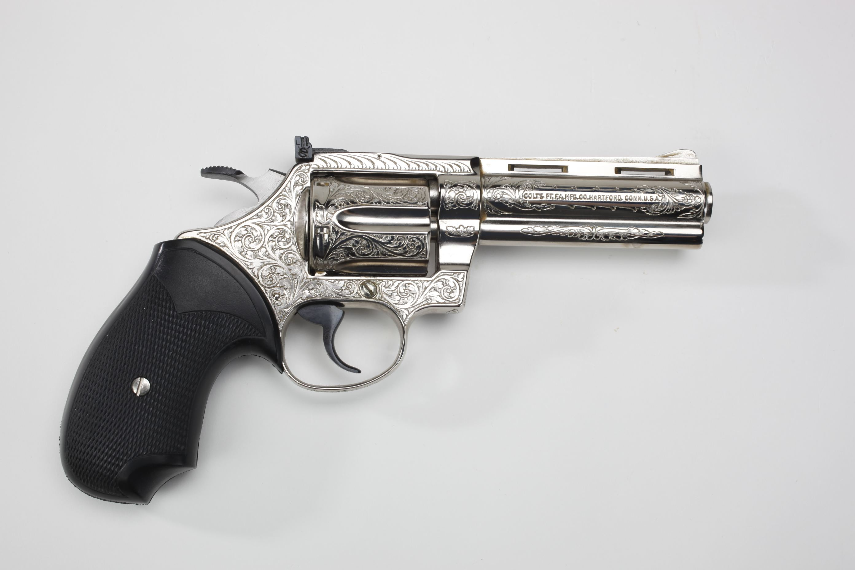 Colt Diamondback Double-Action Revolver