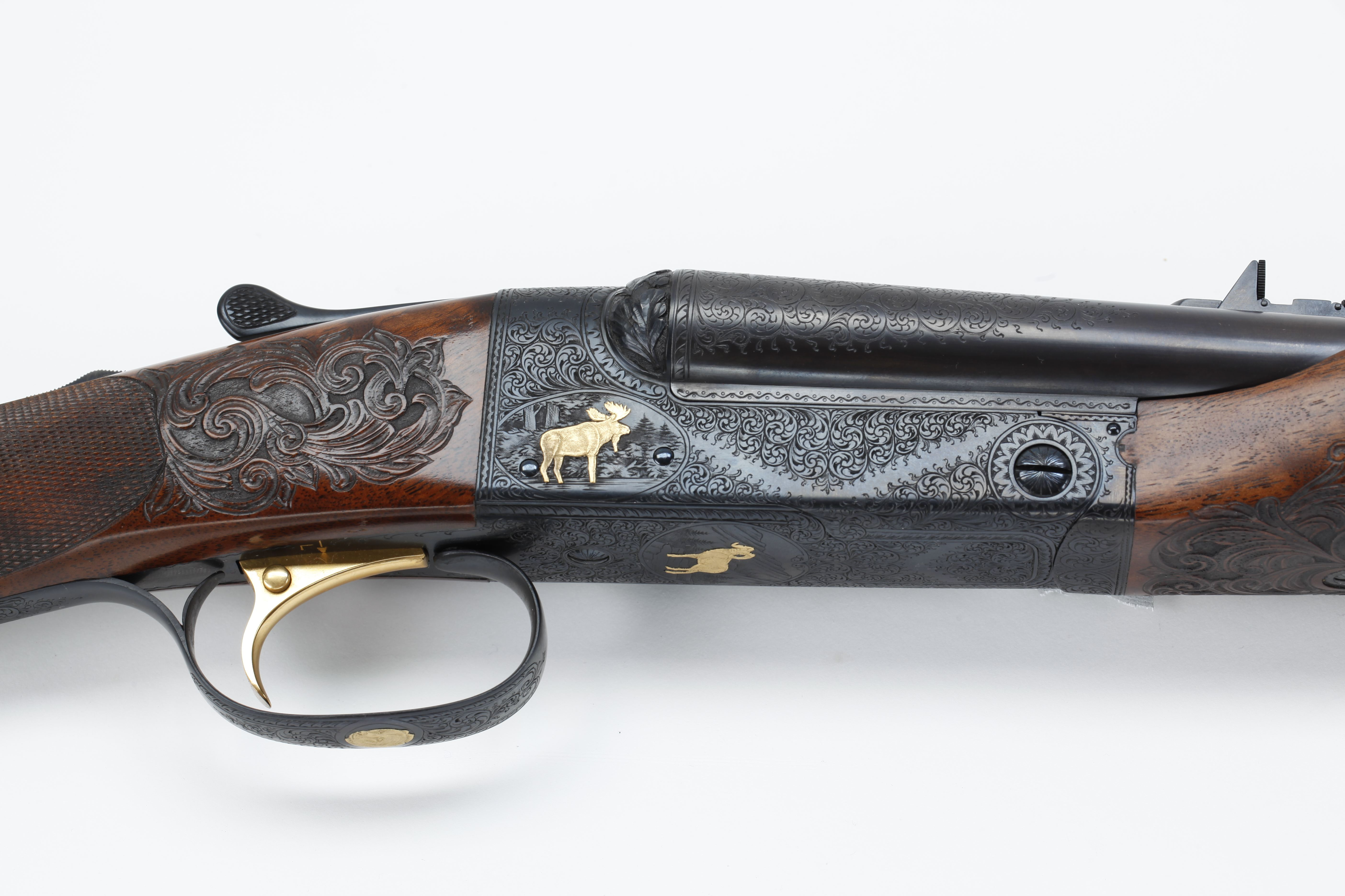 Winchester Model 21 Double Rifle