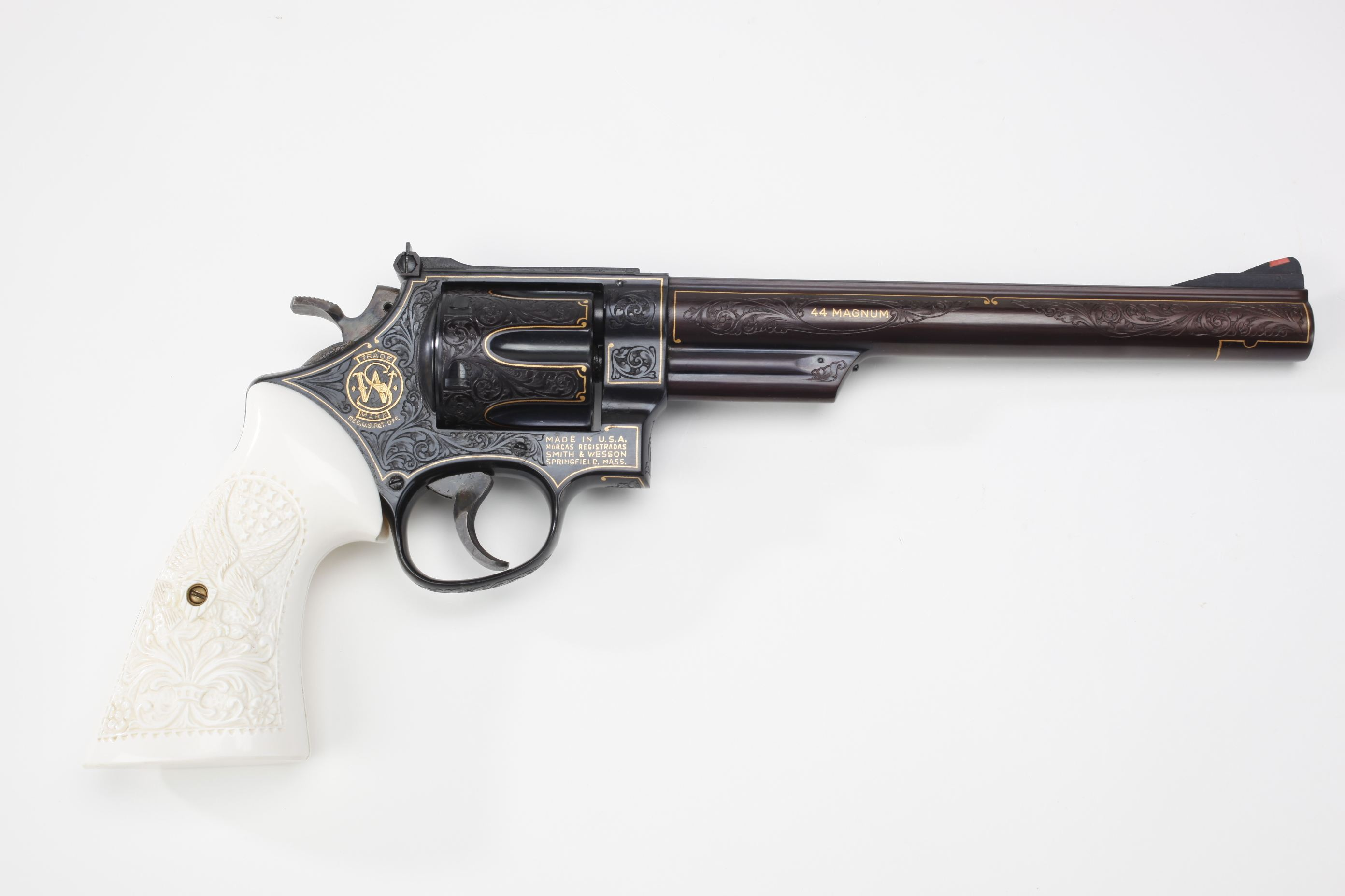 Smith & Wesson Model 29 Double-Action Revolver (1)
