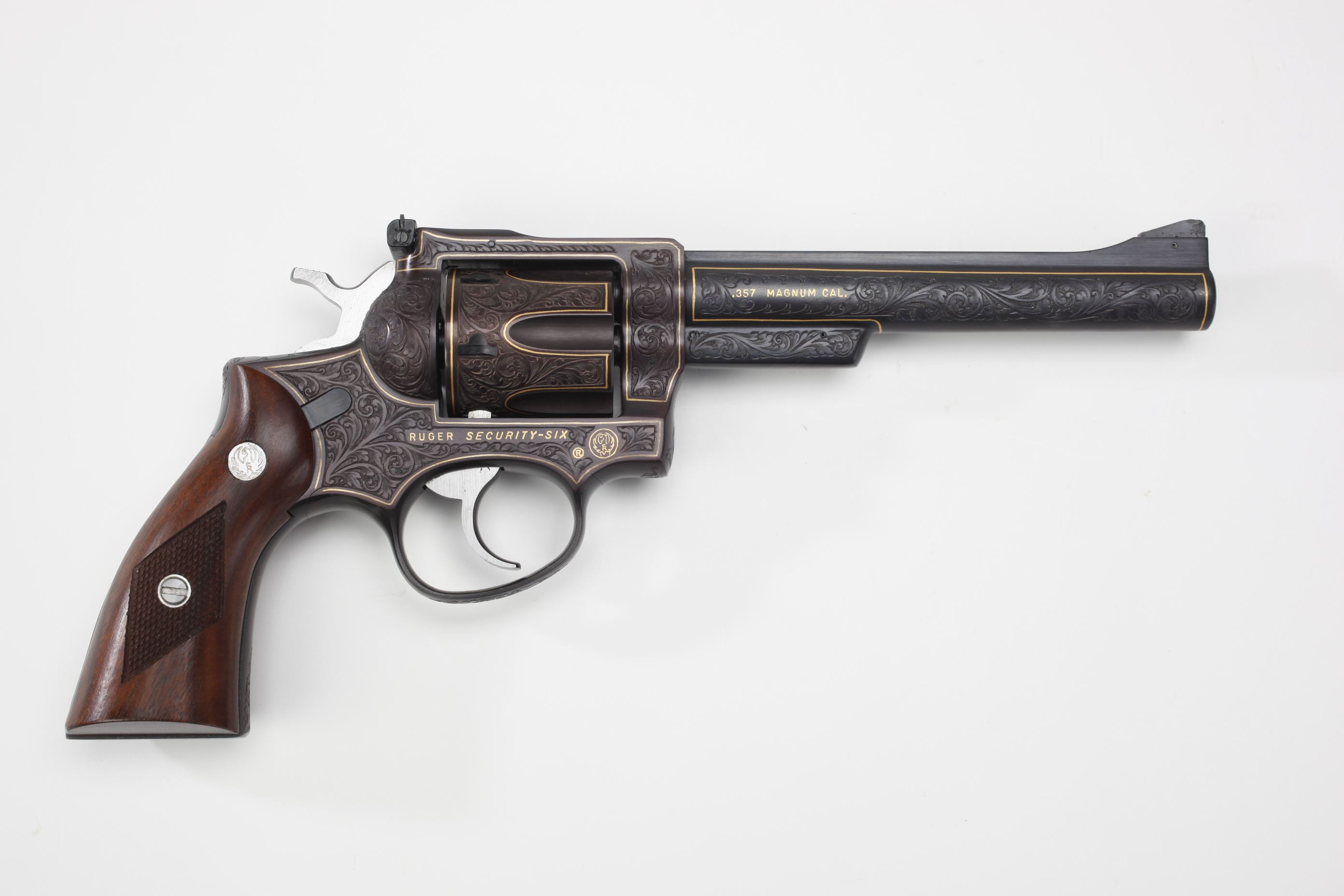 Sturm, Ruger & Co. Security-Six Double-Action Revolver