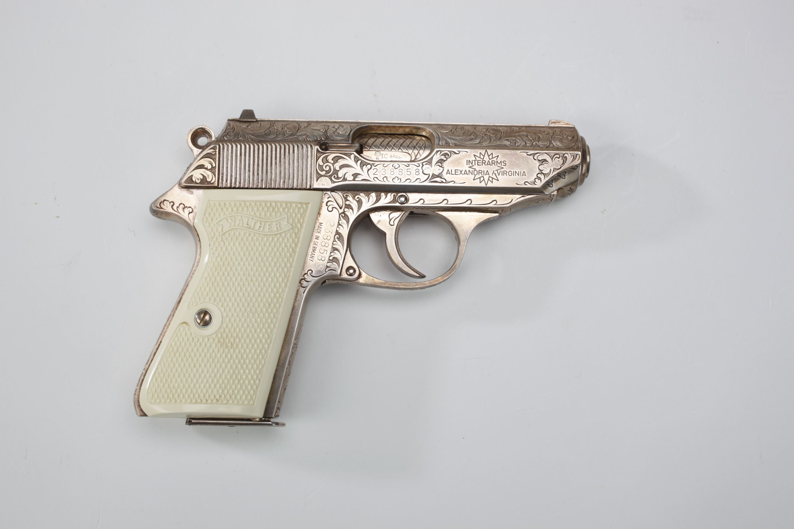 Walther (Ulm, Germany) PPK-S Semi-Automatic Pistol