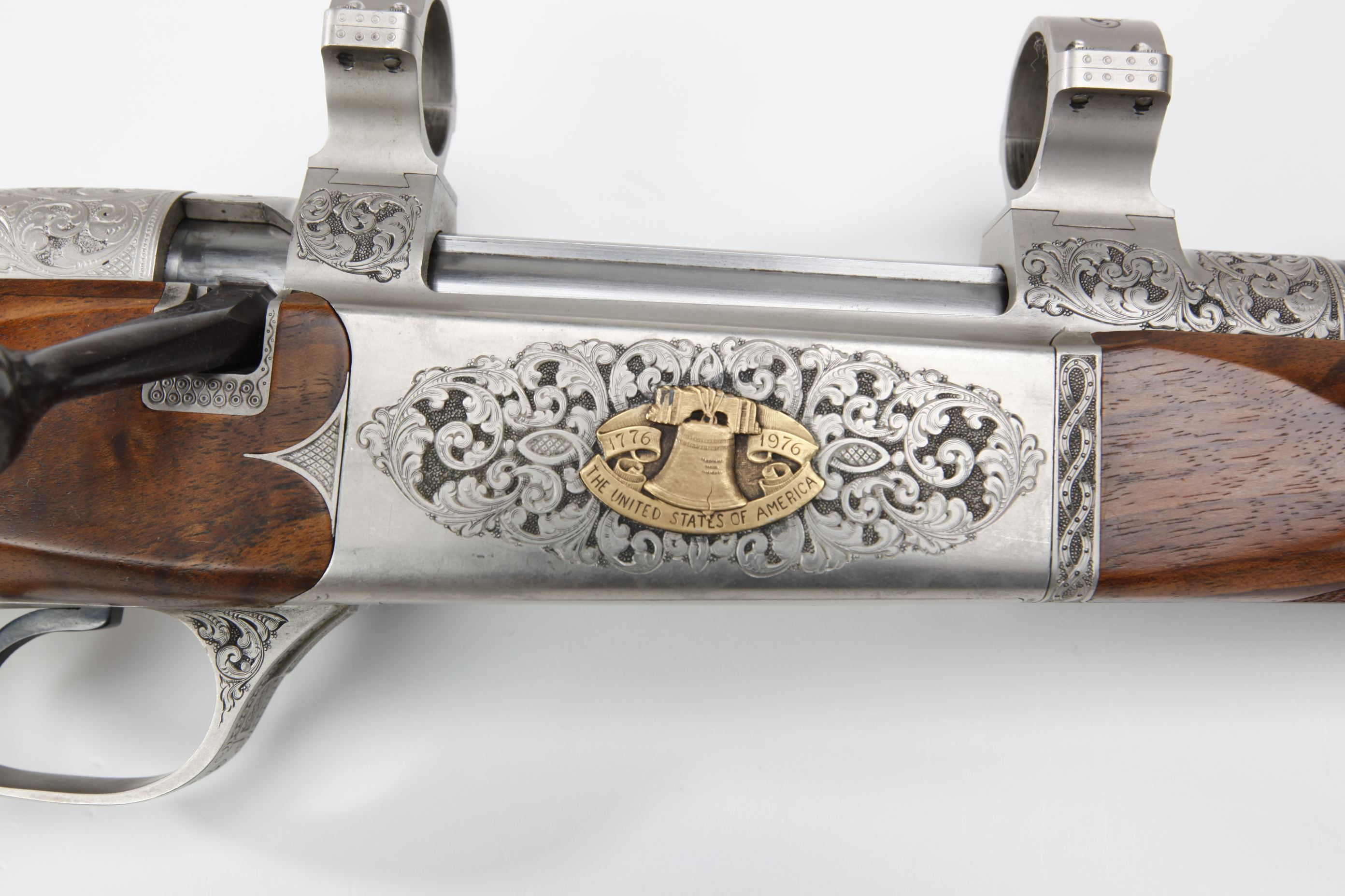 Haskins Custom Presentation U.S. Bolt-Action Rifle