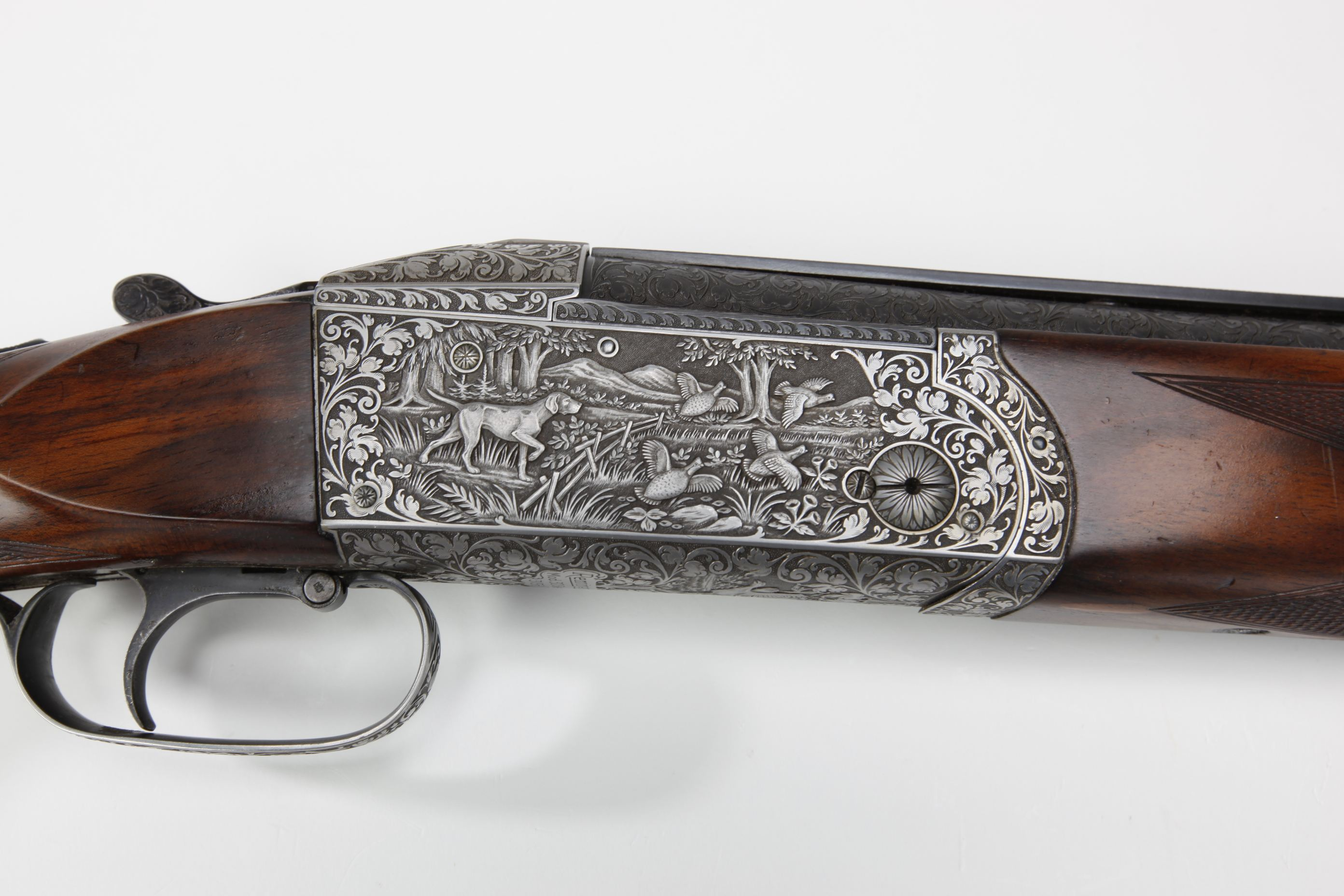 Remington (Illion, NY) Model 32 Over-Under Shotgun