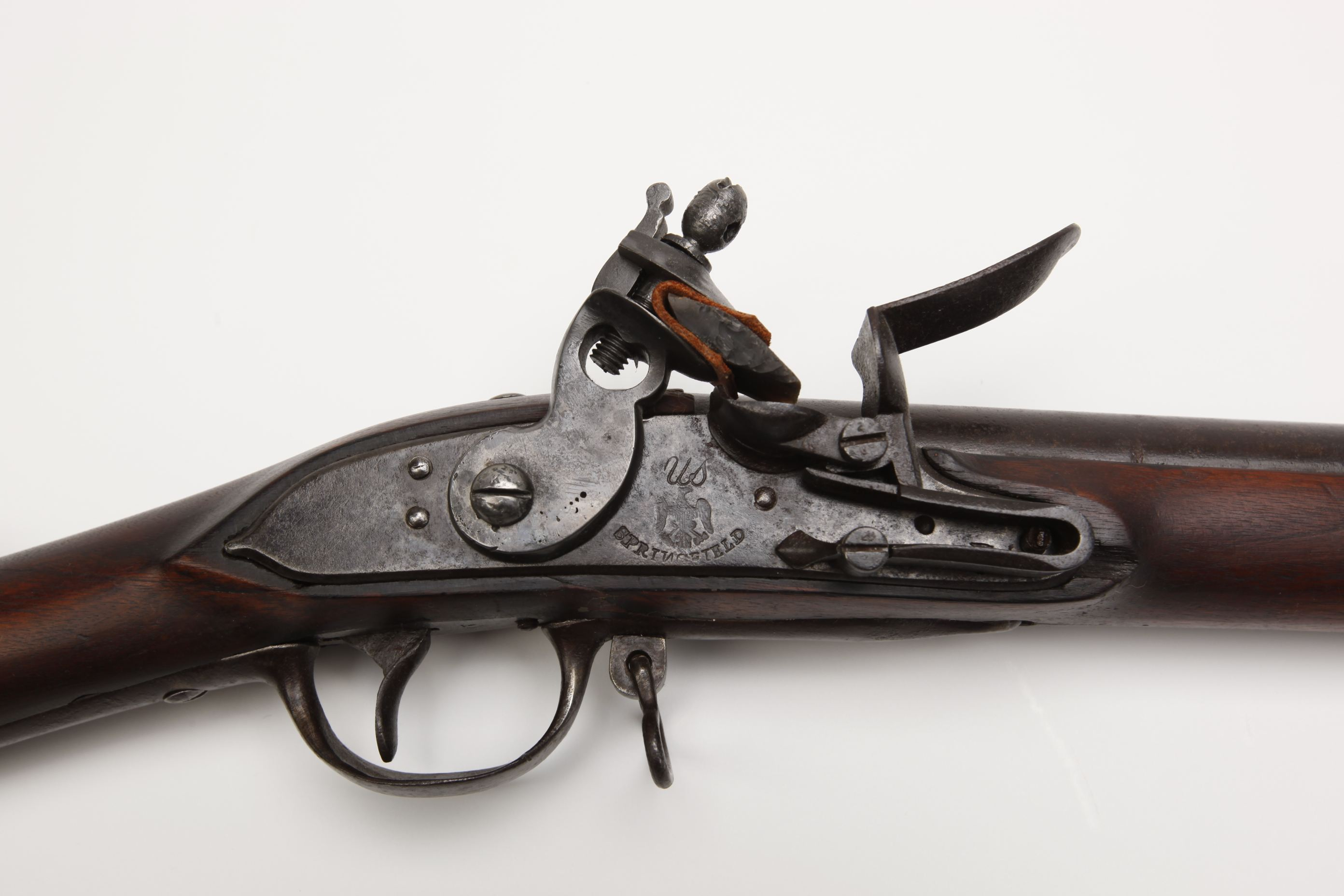 U.S. Springfield Model 1795 Flintlock Musket Type I