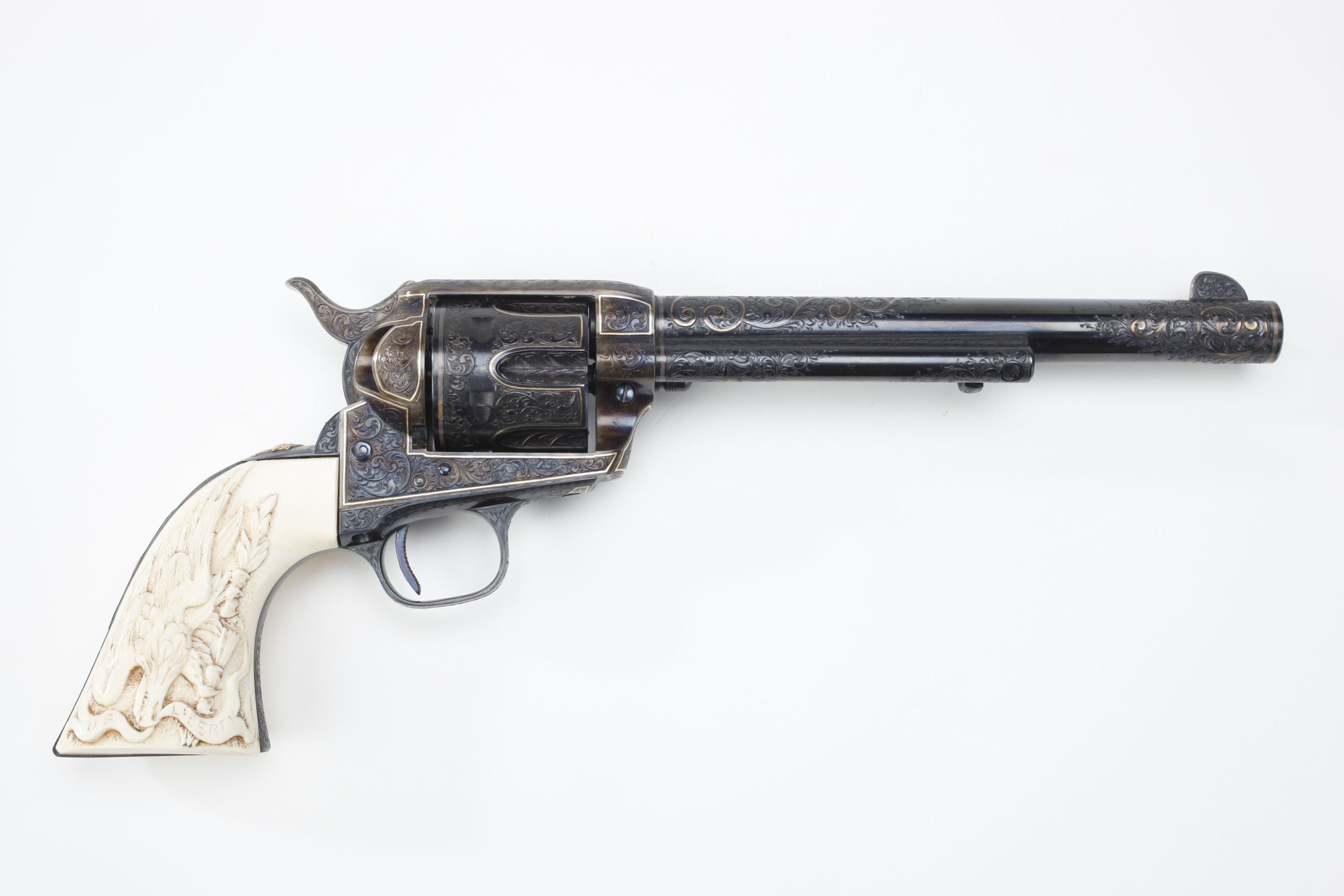 Colt (Hartford, CT) Single Action Army Revolver