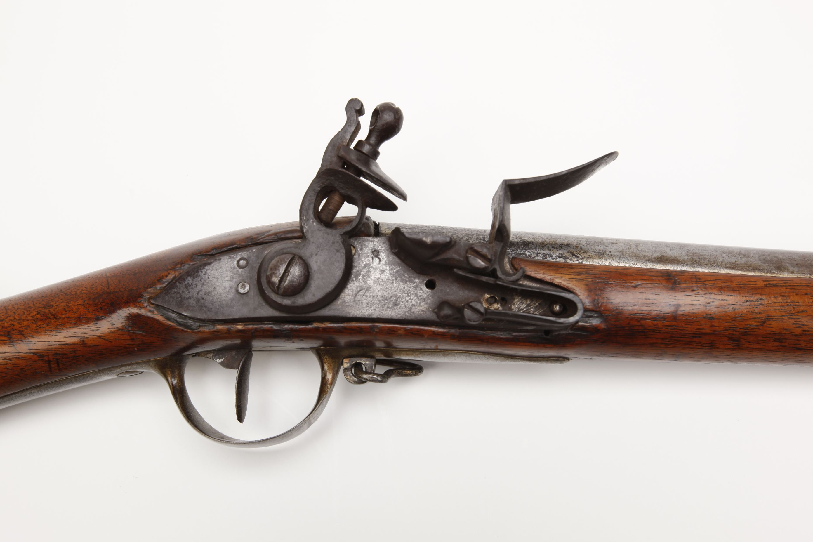 French Model 1768 Flintlock Musket