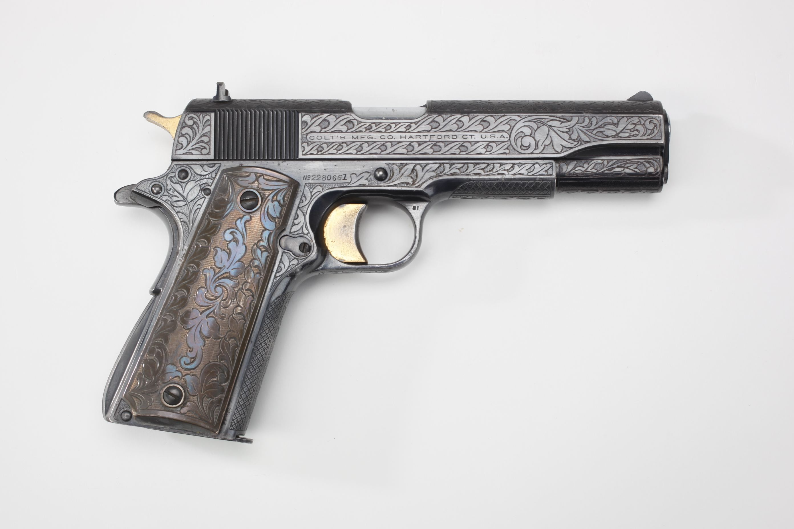 Colt (Hartford, CT) Model 1911A1 Semi-Automatic Pistol