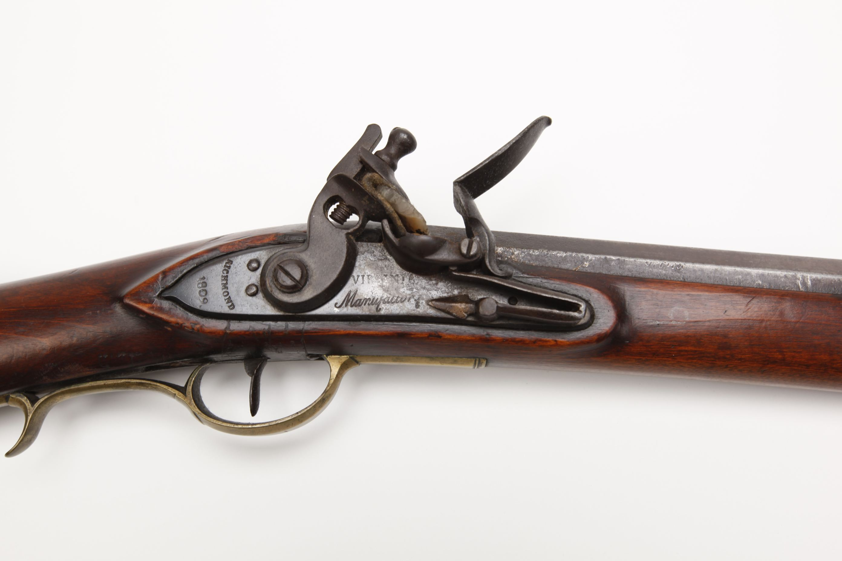 Virginia Manufactory 2nd Model Flintlock Rifle