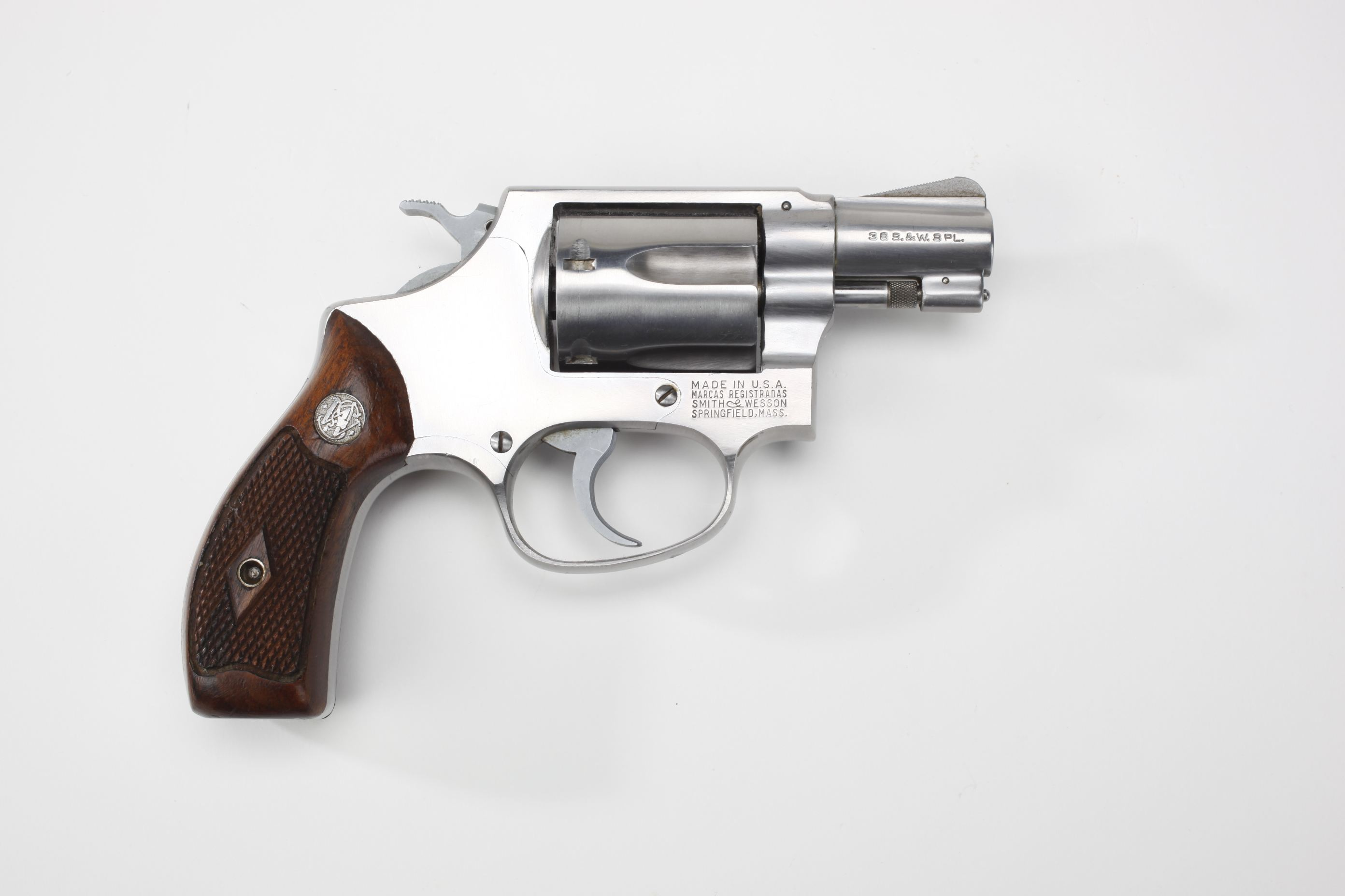 Smith & Wesson Model 60 Chiefs Special Revolver