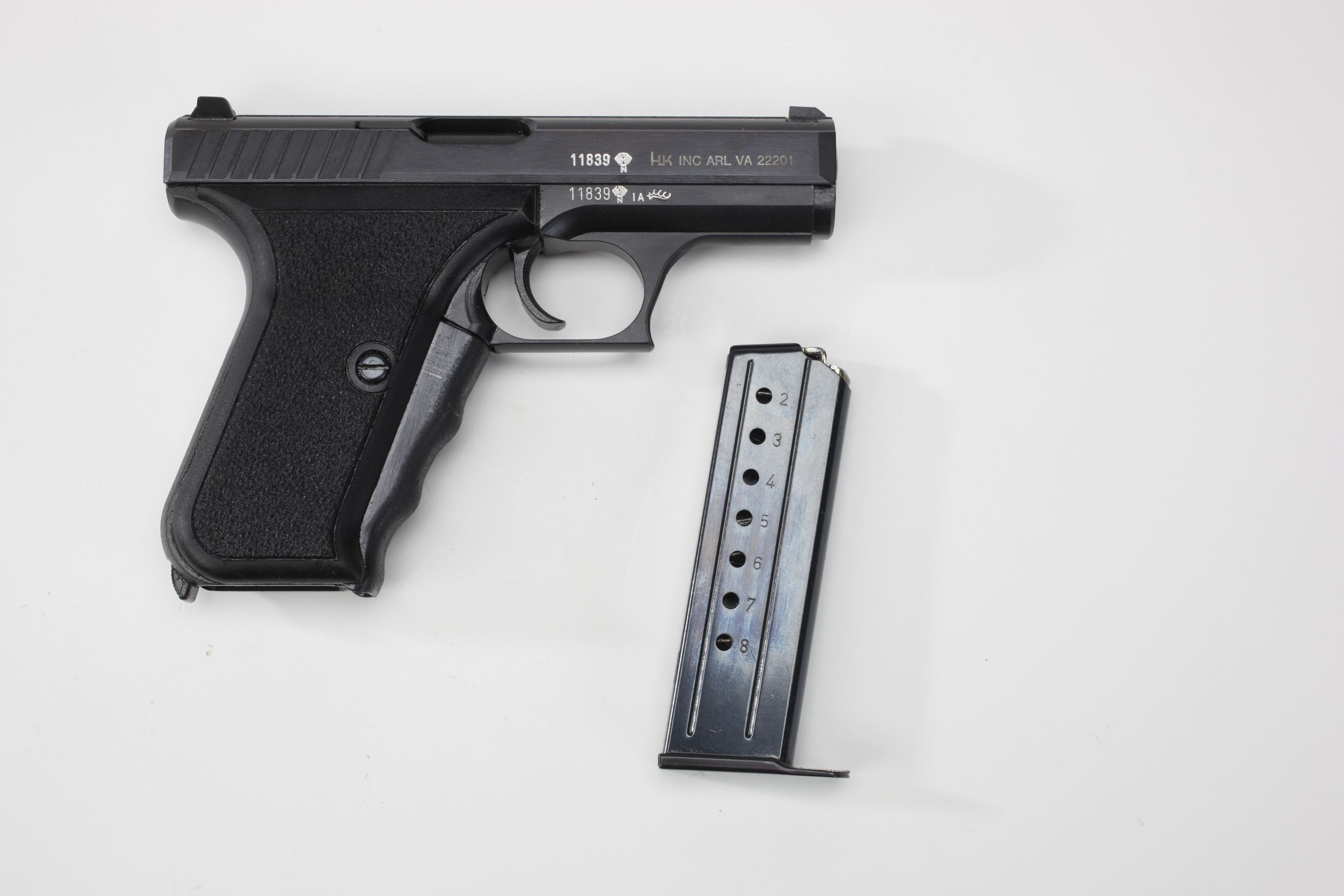 Heckler and Koch Model PSP Semi Auto