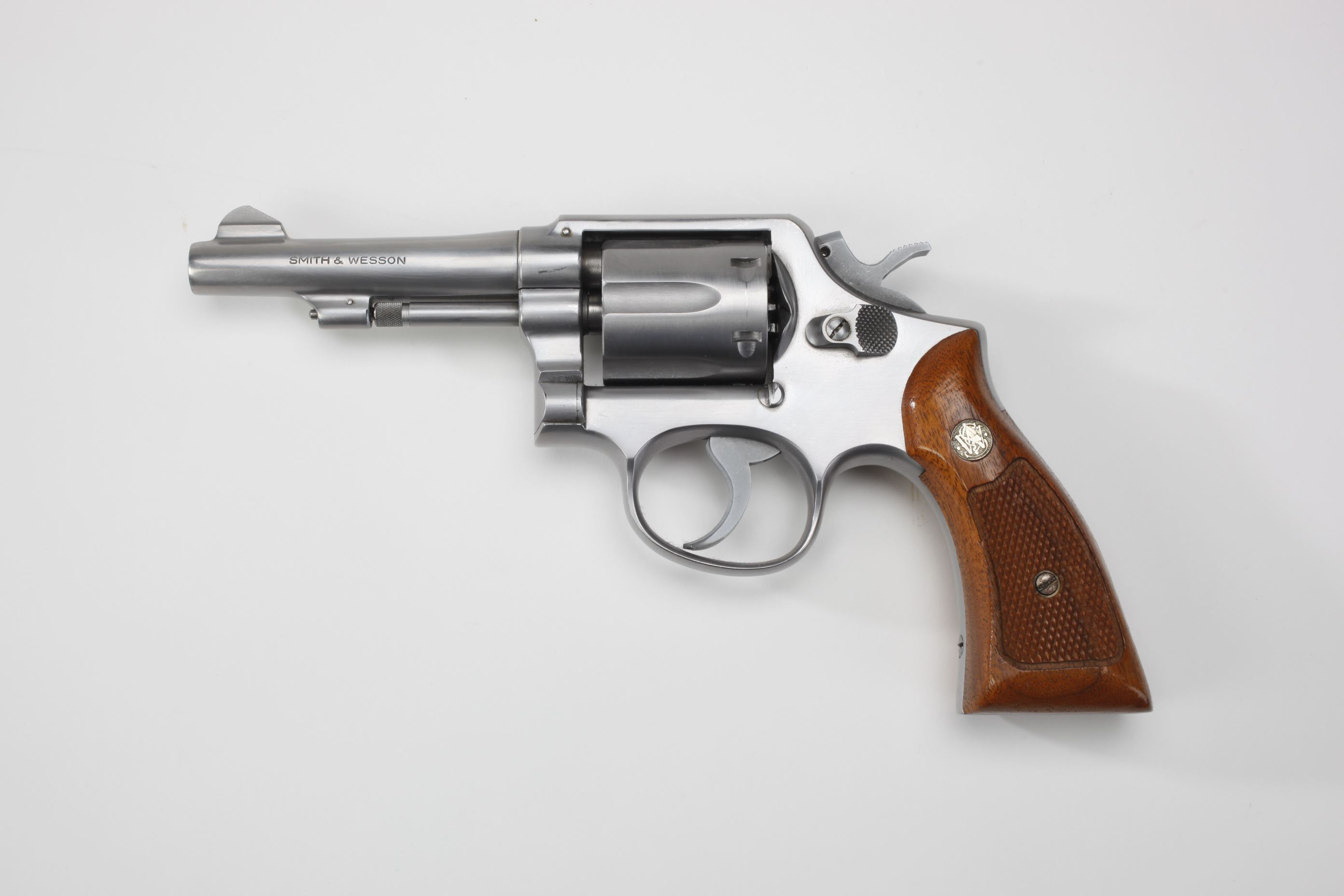 Smith & Wesson Model 64 Military and Police revolver