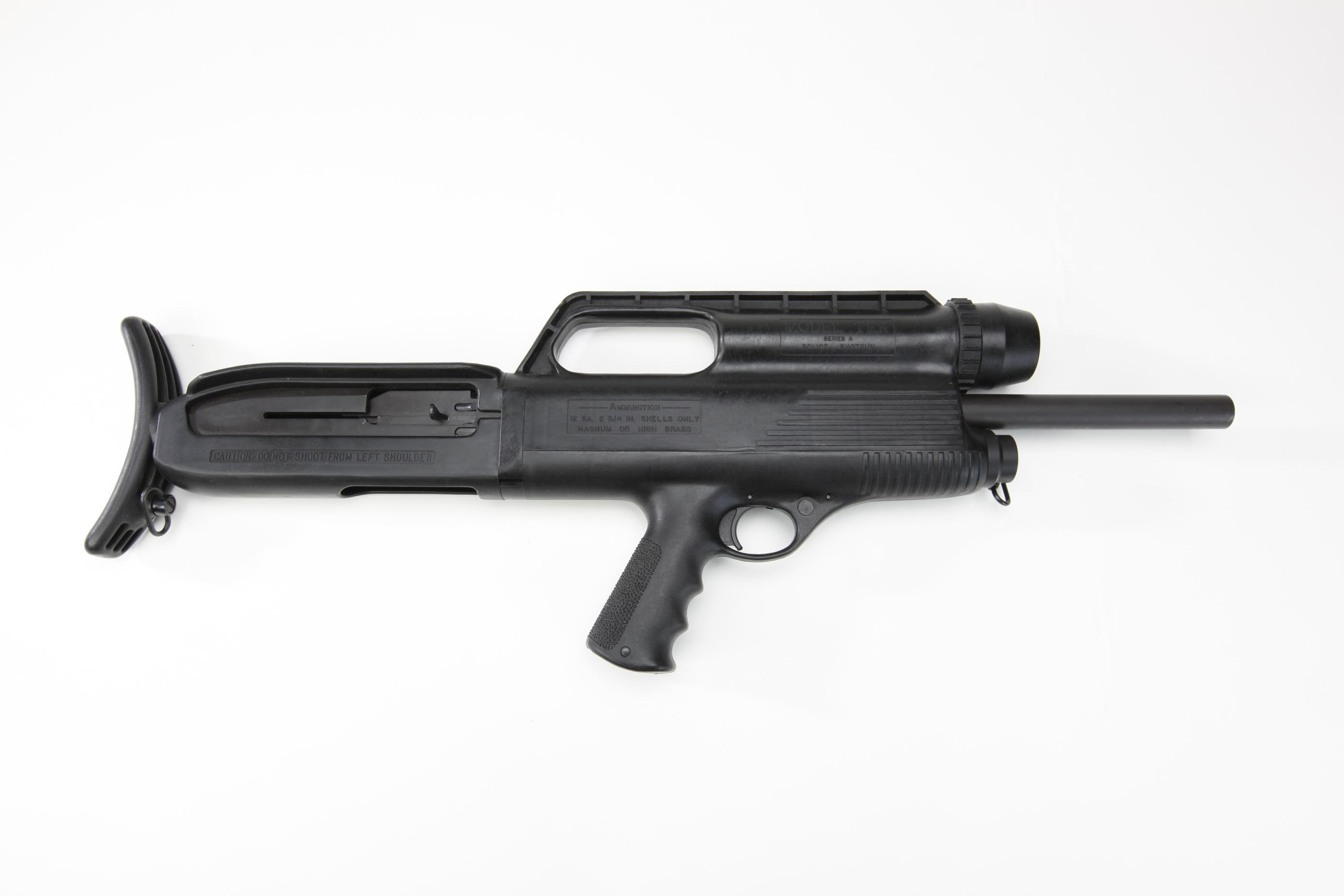High Standard Model 10B Semi Automatic Tactical Shotgun
