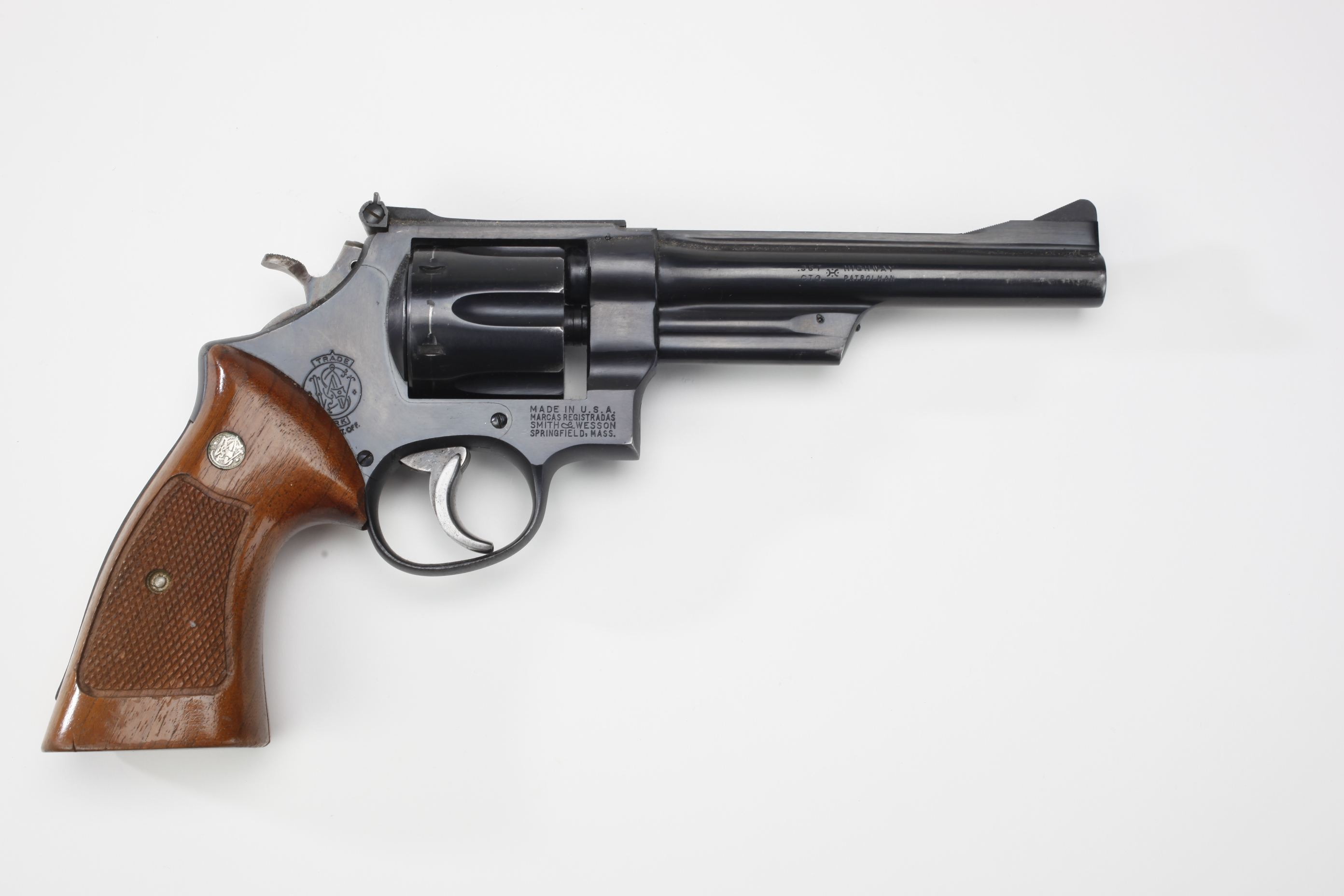 Smith & Wesson Model 28 Revolver
