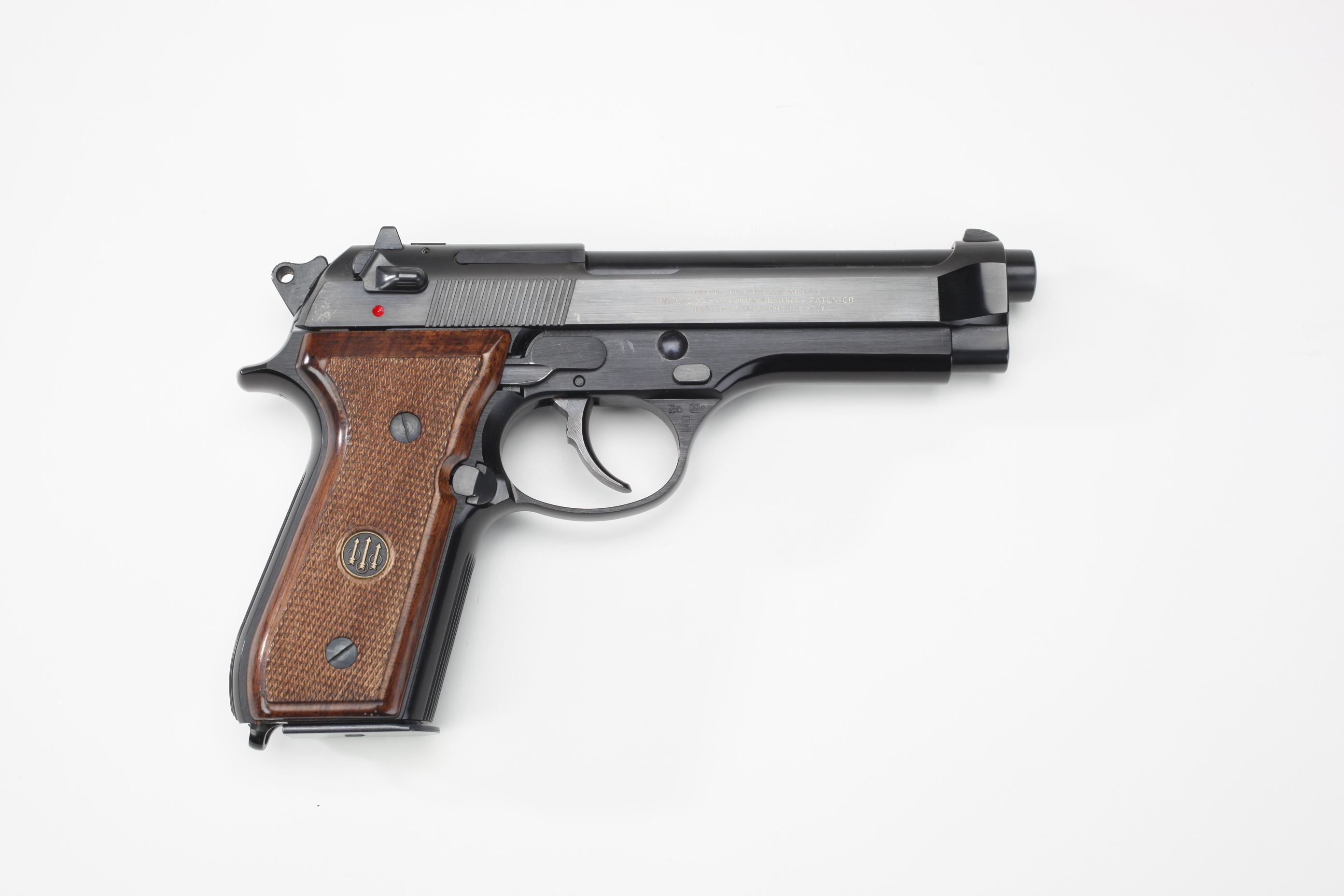 Beretta Model 92 SB Texas Ranger Issue Semi Automatic Pistol