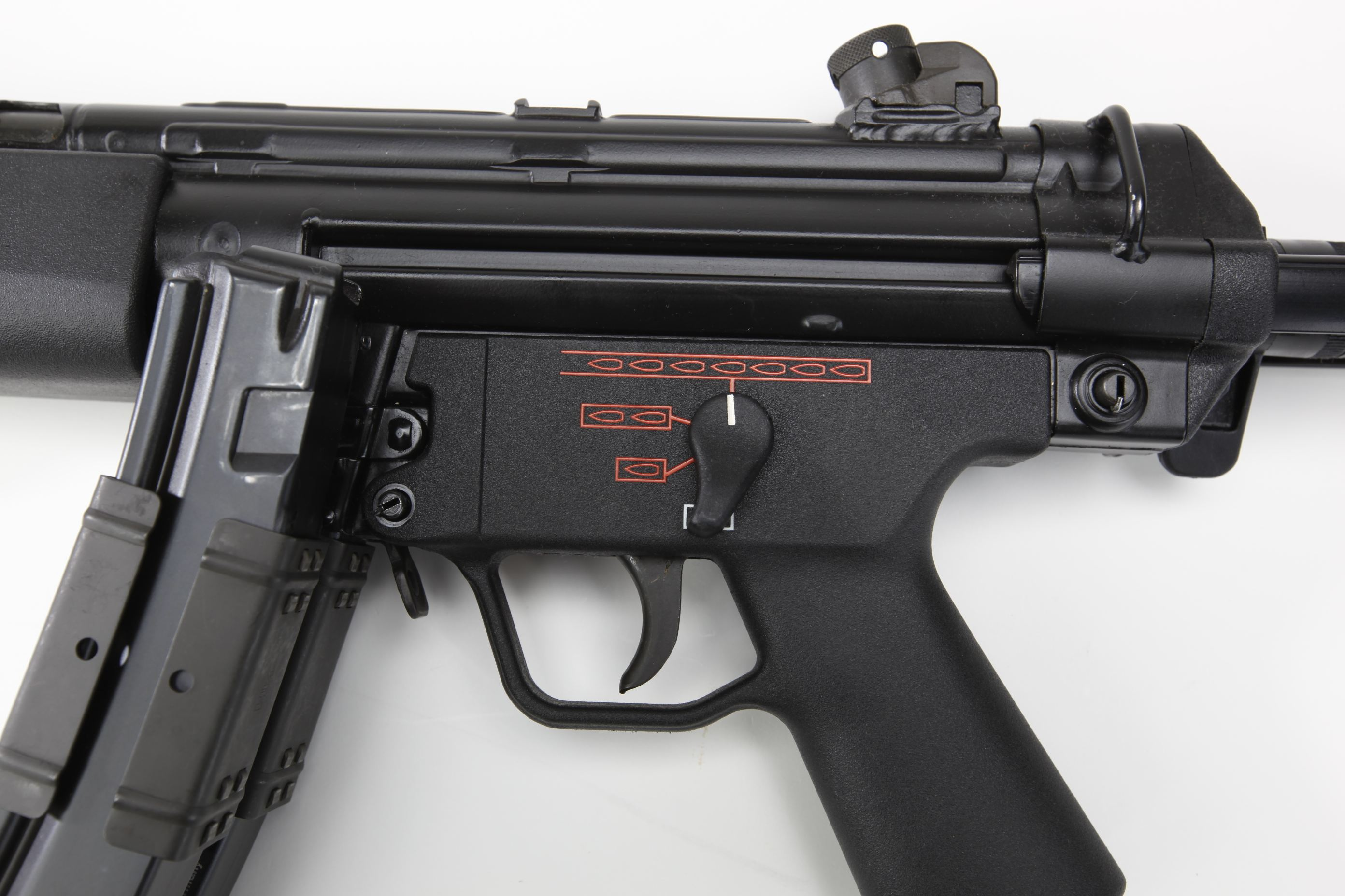 Heckler and Koch MP5A3 Submachine Gun